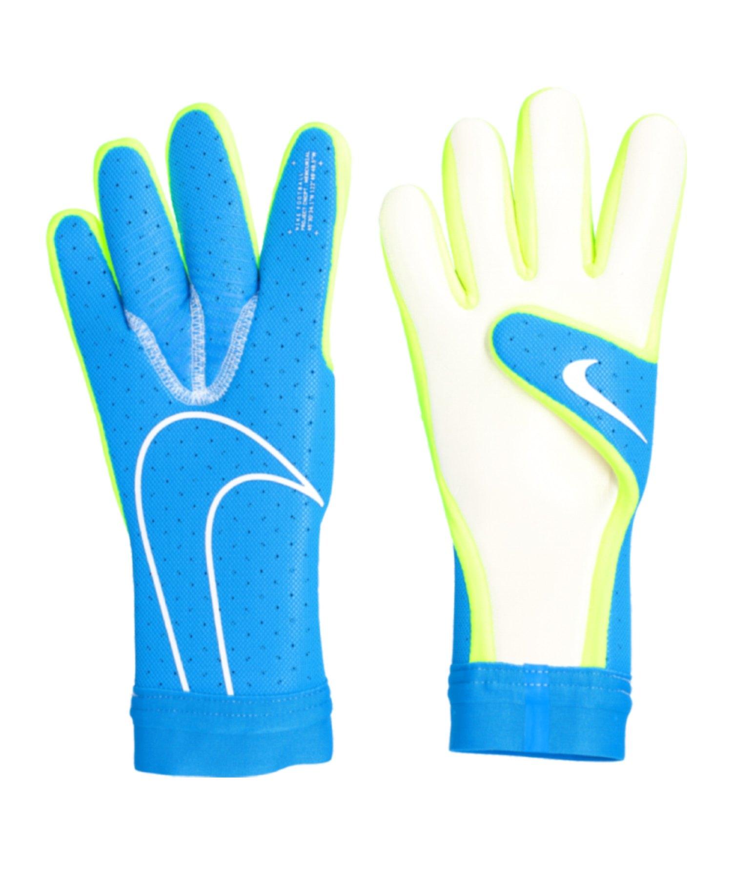 Nike Mercurial Touch Elite Promo TW-Handschuh F430 - blau