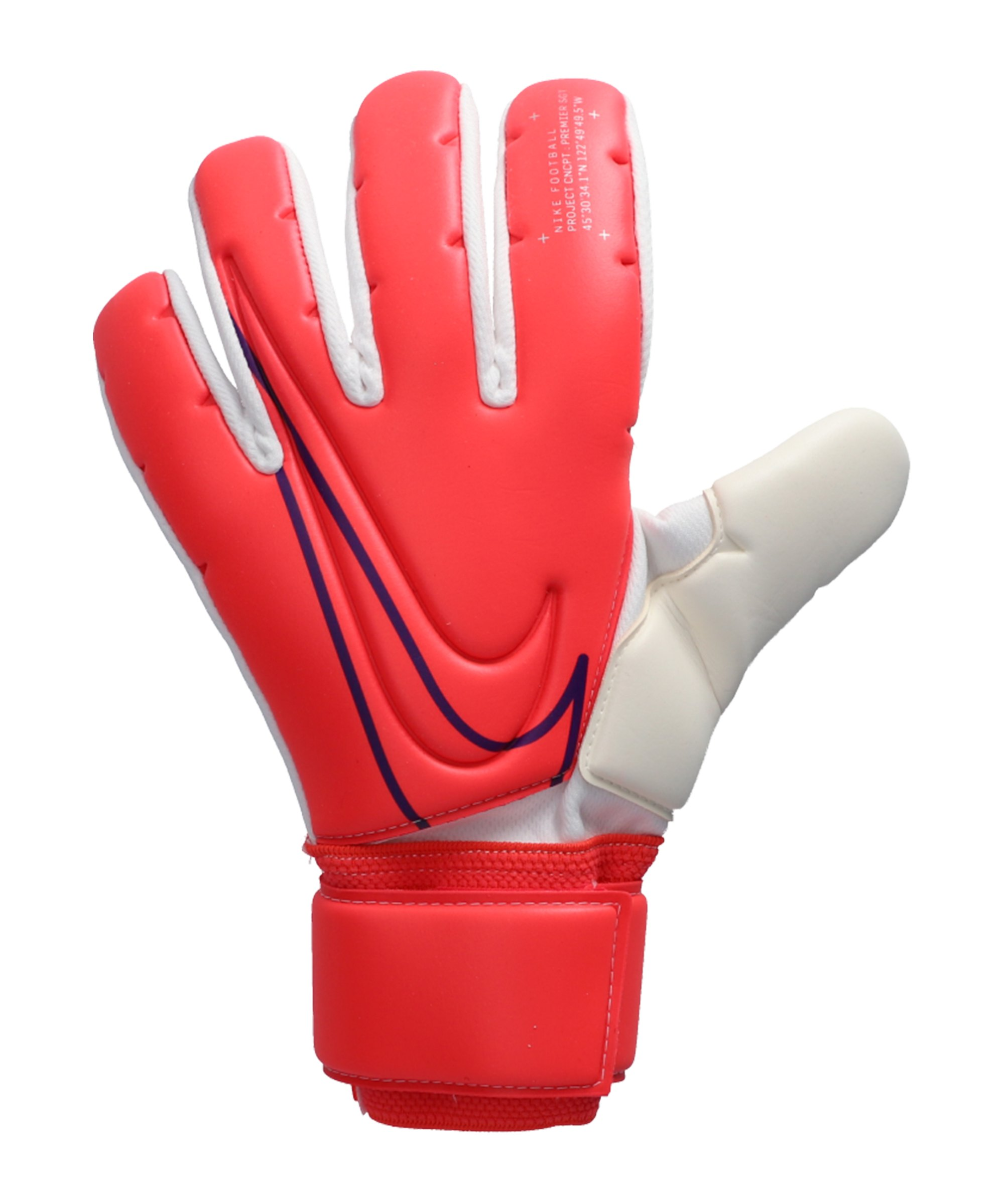 Nike Premier SGT RS Promo TW-Handschuh F635 - rot