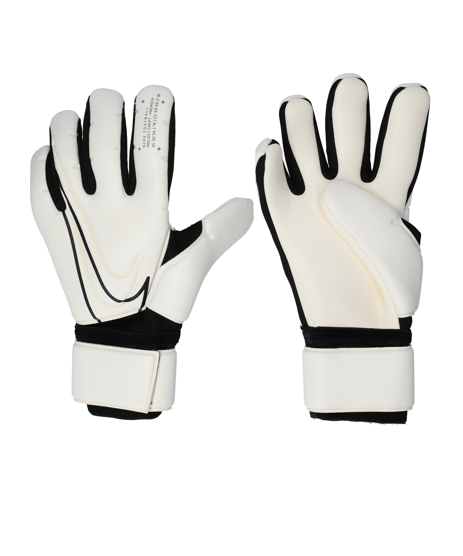 Nike Premier NO SGT RS Promo TW-Handschuh F100 - Weiss