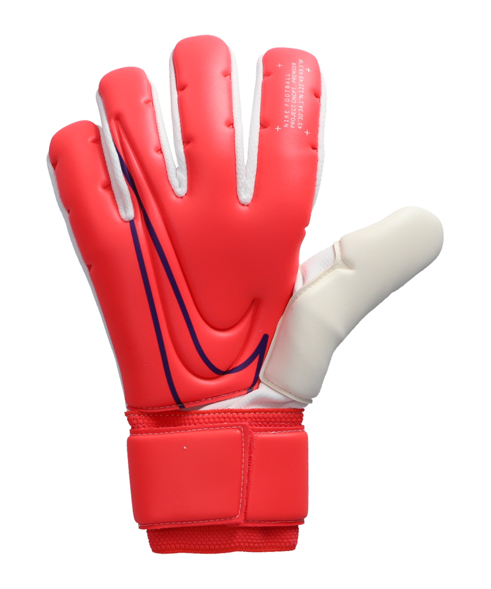 Nike Premier NO SGT RS Promo TW-Handschuh F635 - rot