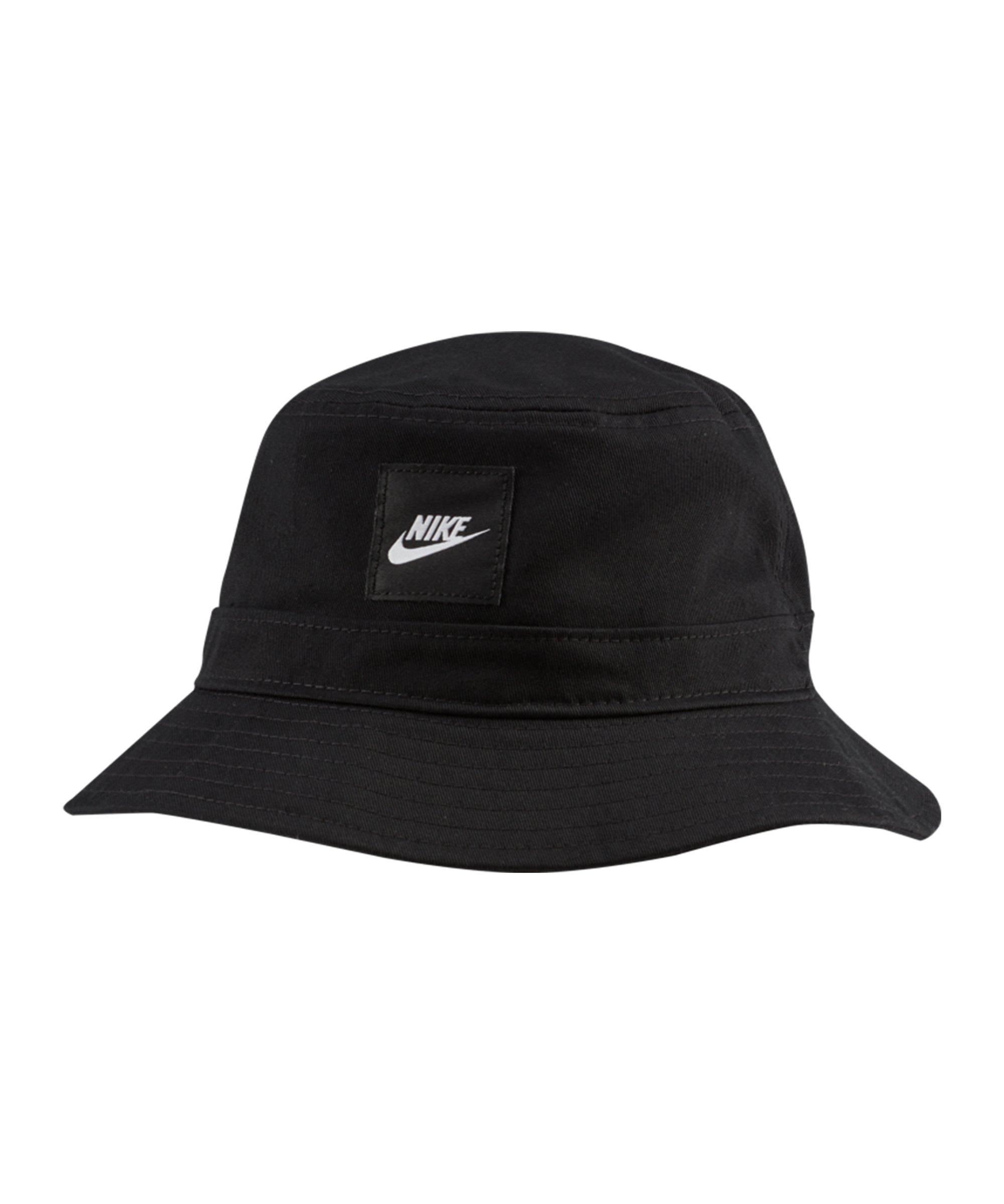Nike Core Bucket Hat Schwarz F010 - schwarz