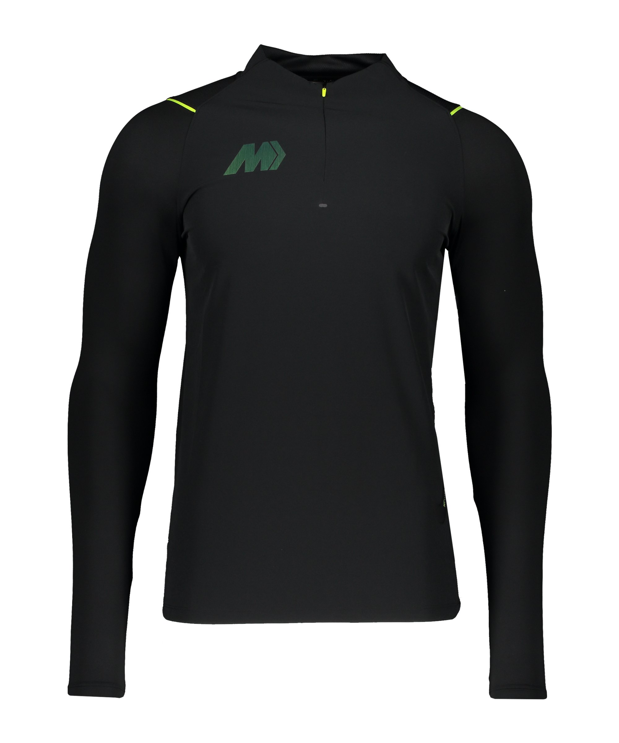 Nike Mercurial Woven Strike Drill Top Schwarz F010 - schwarz