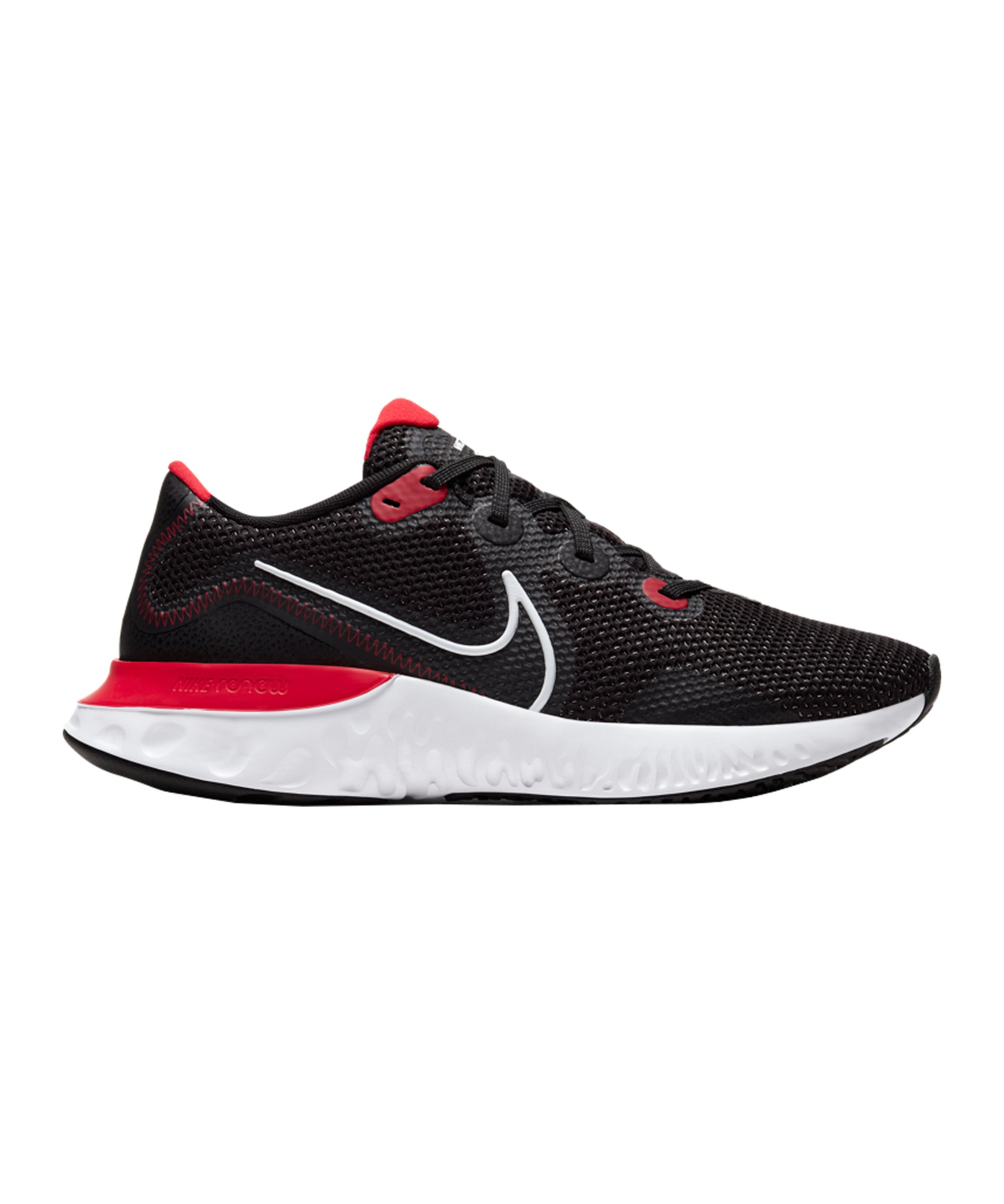 Nike Renew Run Running Schwarz F005 - schwarz