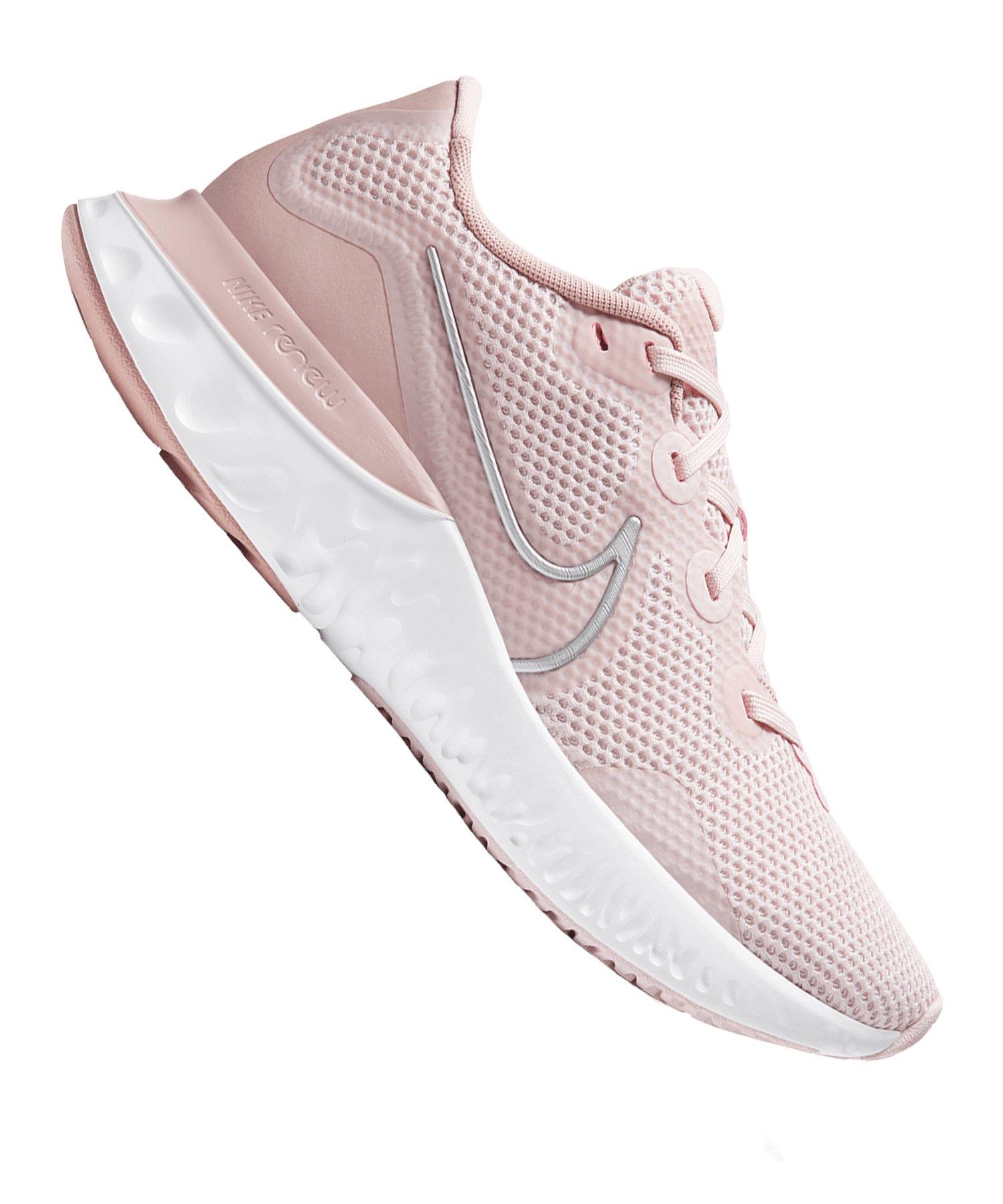 Nike Renew Run Running Damen Rosa F600 - rosa