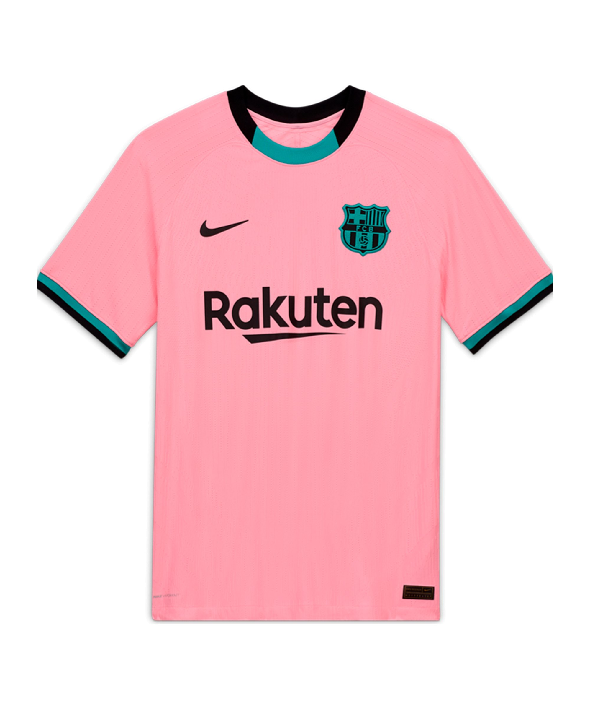 Nike FC Barcelona Auth.Trikot UCL 2020/2021 Pink F654 - pink