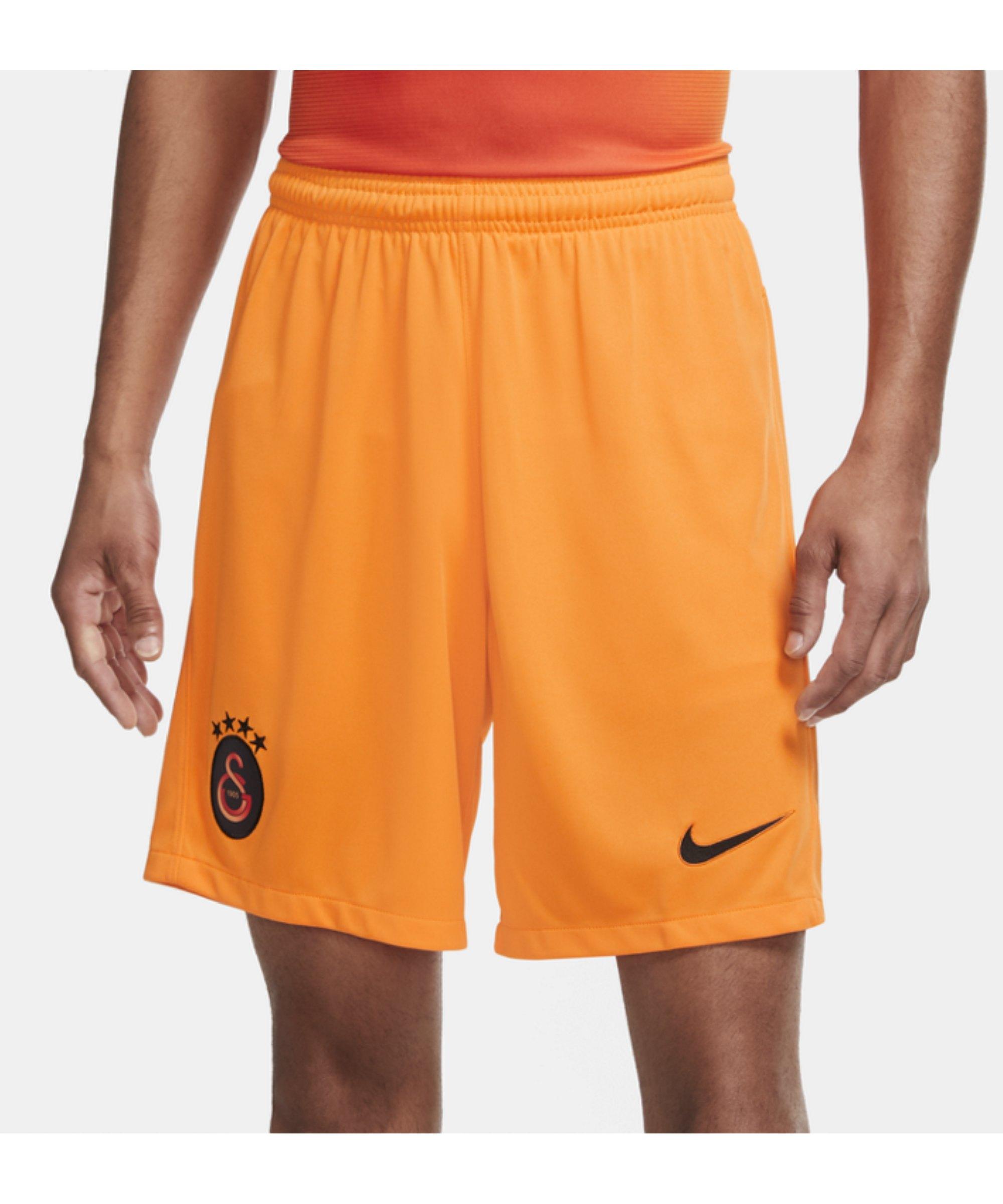 Nike Galatasaray Istanbul Short 3rd 2020/2021 Orange F836 - orange