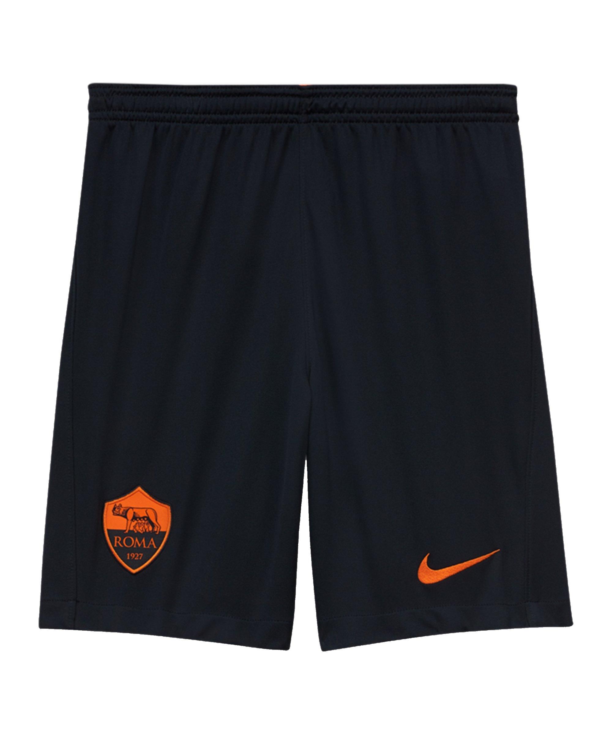 Nike AS Rom Short UCL 2020/2021 Kids Schwarz F010 - schwarz