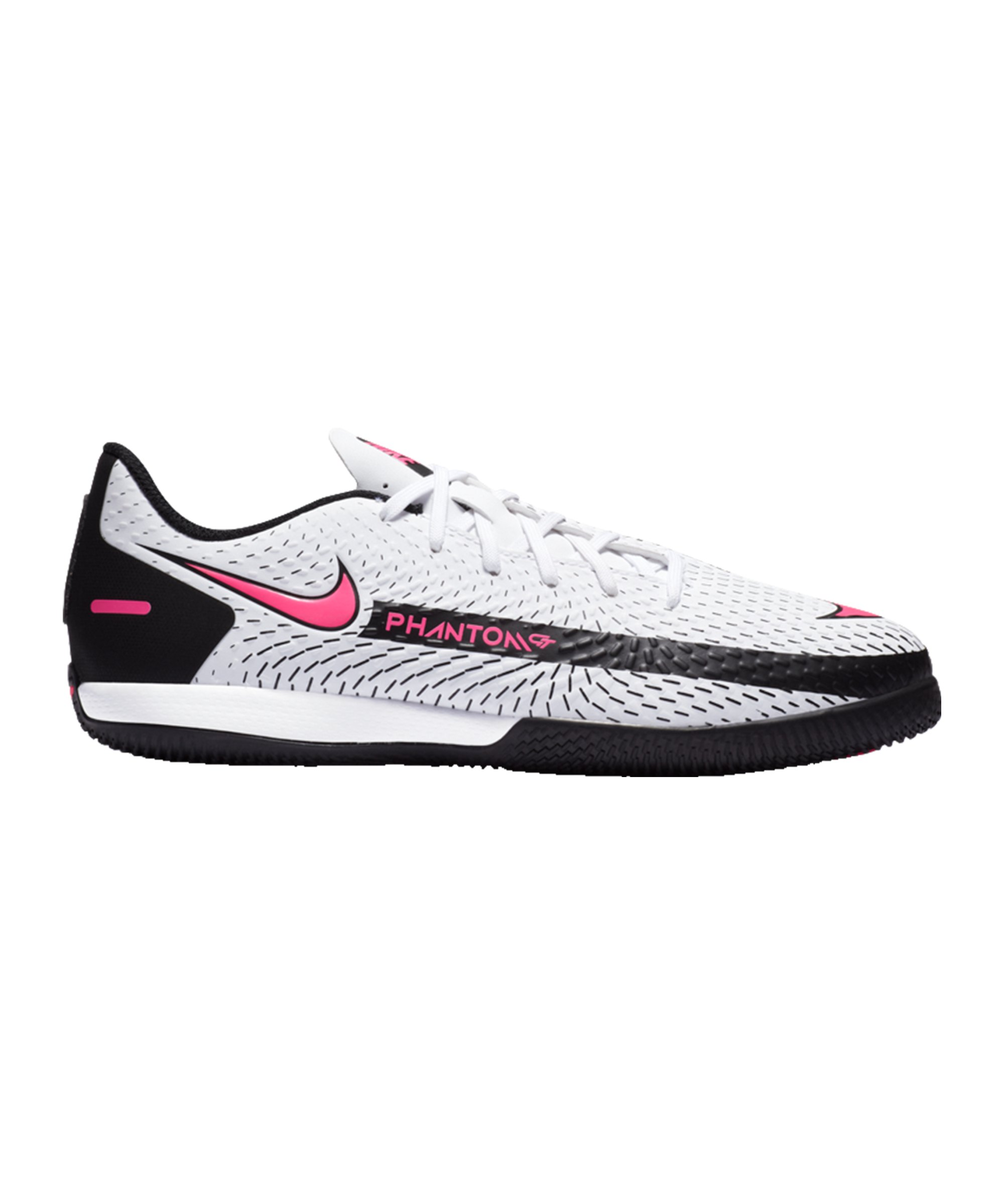 Nike Jr Phantom GT Academy IC Kids Weiss F160 - weiss