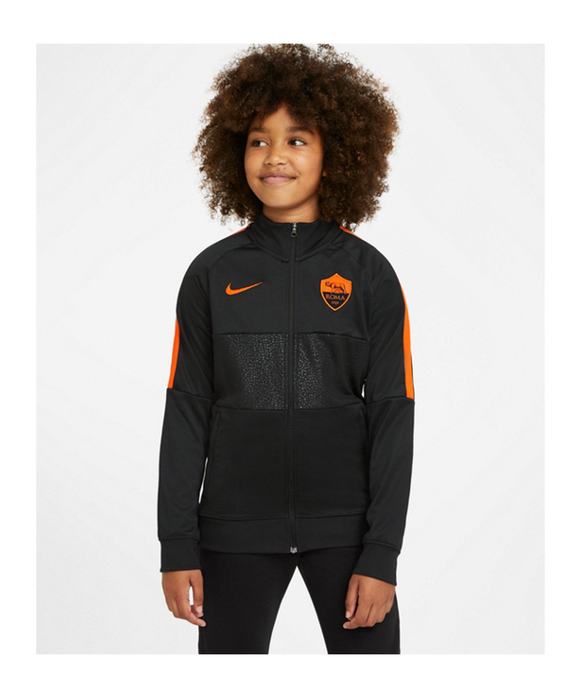 Nike AS Rom I96 Anthem Jacke CL Kids F010 - schwarz