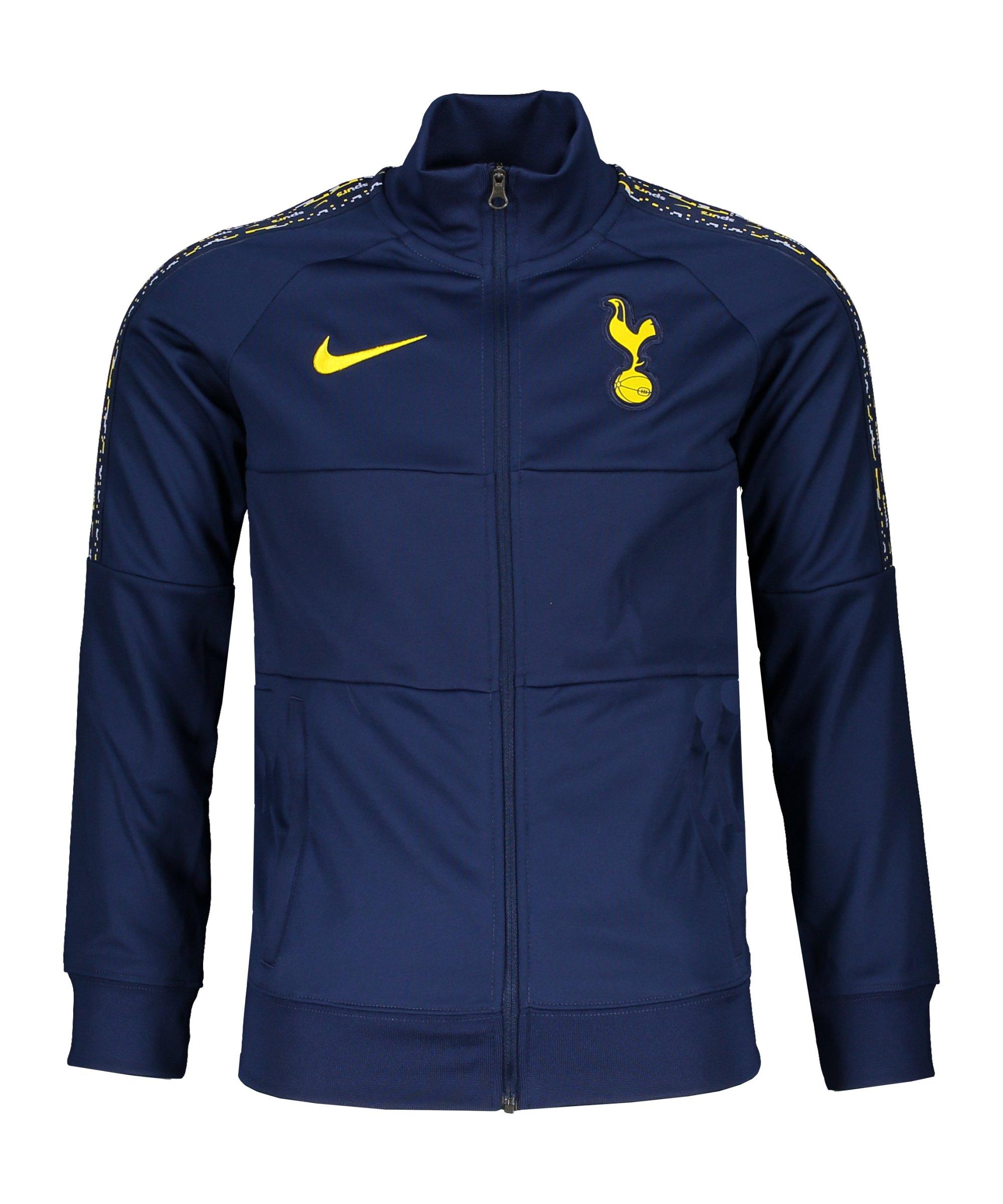 Nike Tottenham Hotspur I96 Anthem Jacke CL Kids Blau F429 - blau