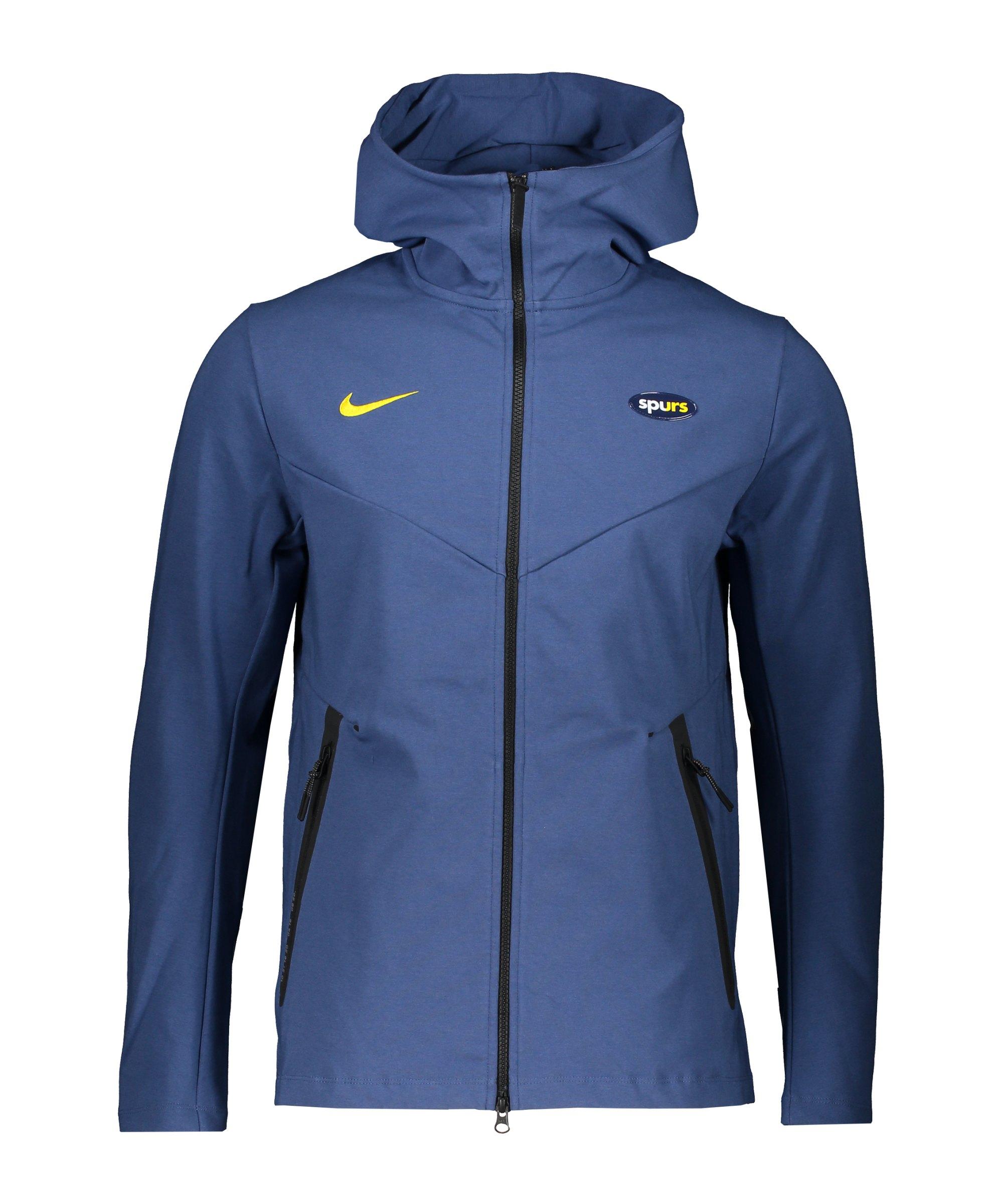 Nike Tottenham Hotspur Tech Pack Kapuzenjacke F469 - blau