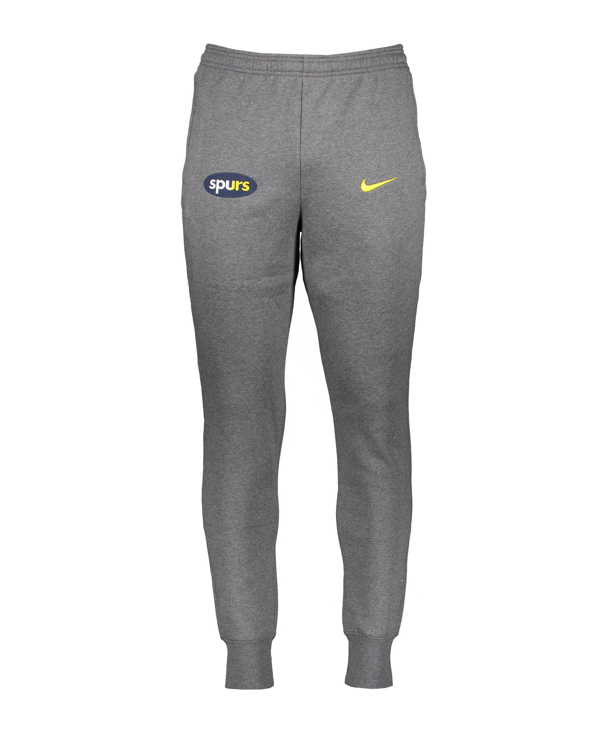 Nike Tottenham Hotspur Trainingshose CL Grau F071 - grau