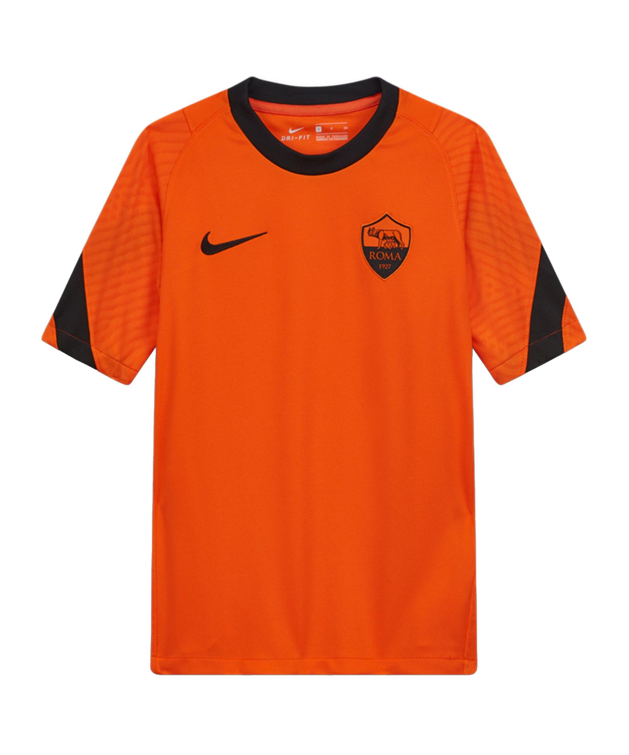 Nike AS Strike Trainingsshirt CL Orange F819 - orange
