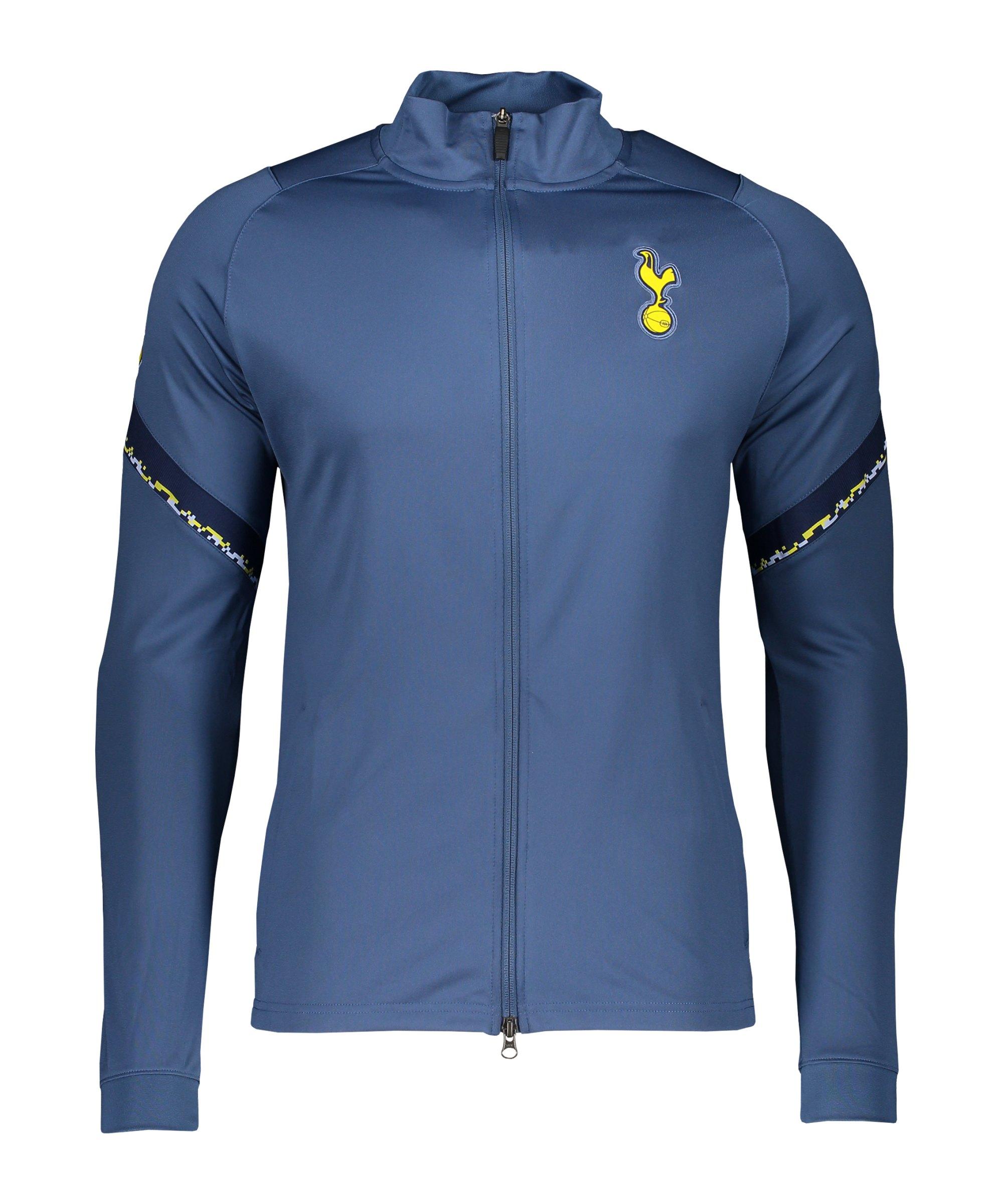 Nike Tottenham Hotspur Trainingsjacke CL F469 - blau