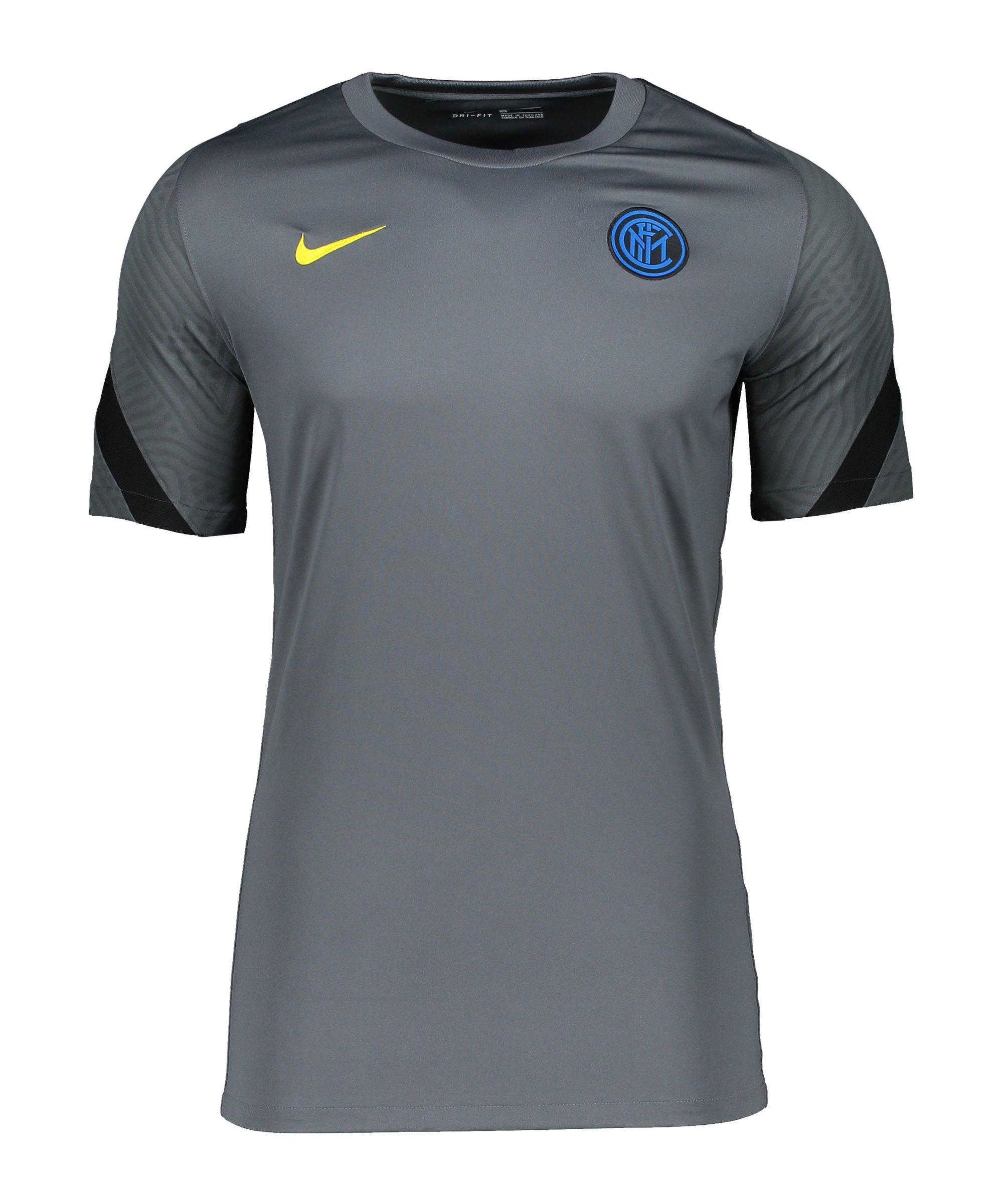 Nike Inter Mailand Strike Top T-Shirt CL Kids F021 - grau