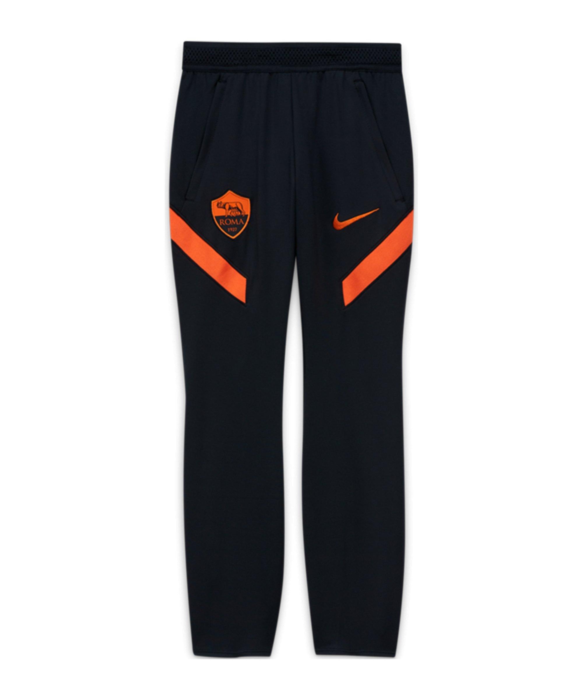 Nike AS Rom Strike Trainingshose Kids F010 - schwarz