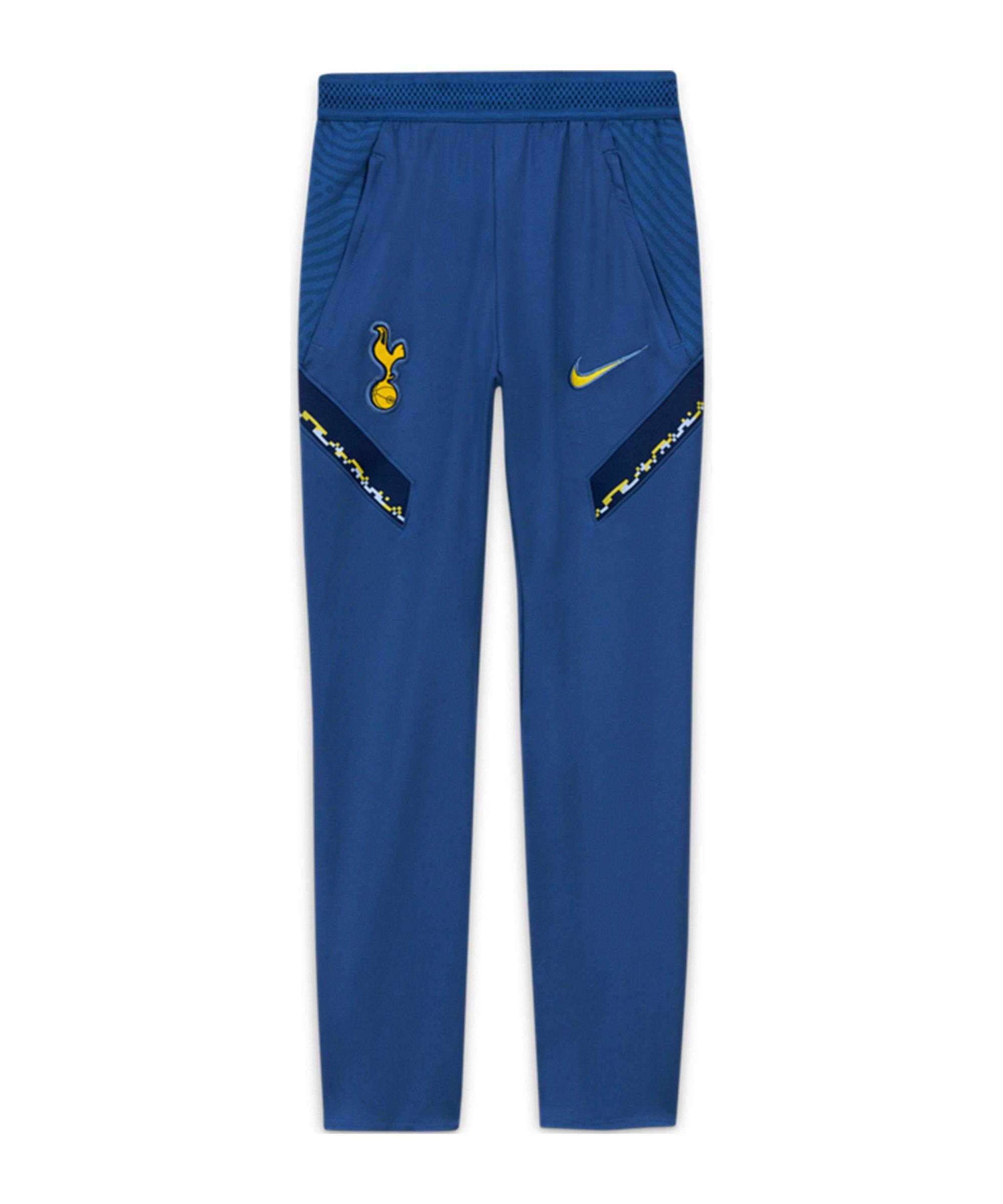 Nike Tottenham Hotspur Dry Strike Trainingshose CL Kids Blau F469 - blau