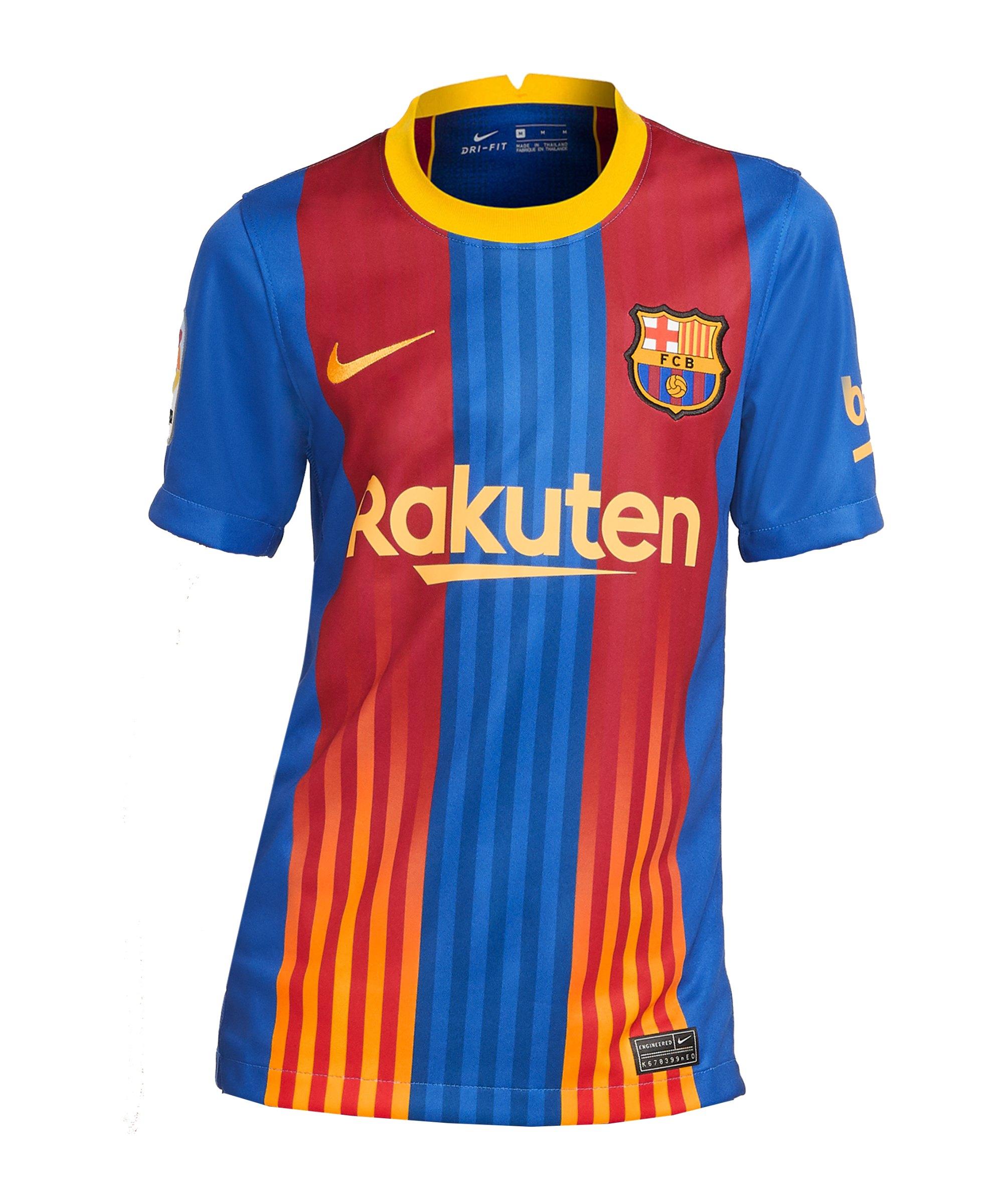 Nike FC Barcelona Trikot El Clásico 2020/2021 Kids F481 - blau