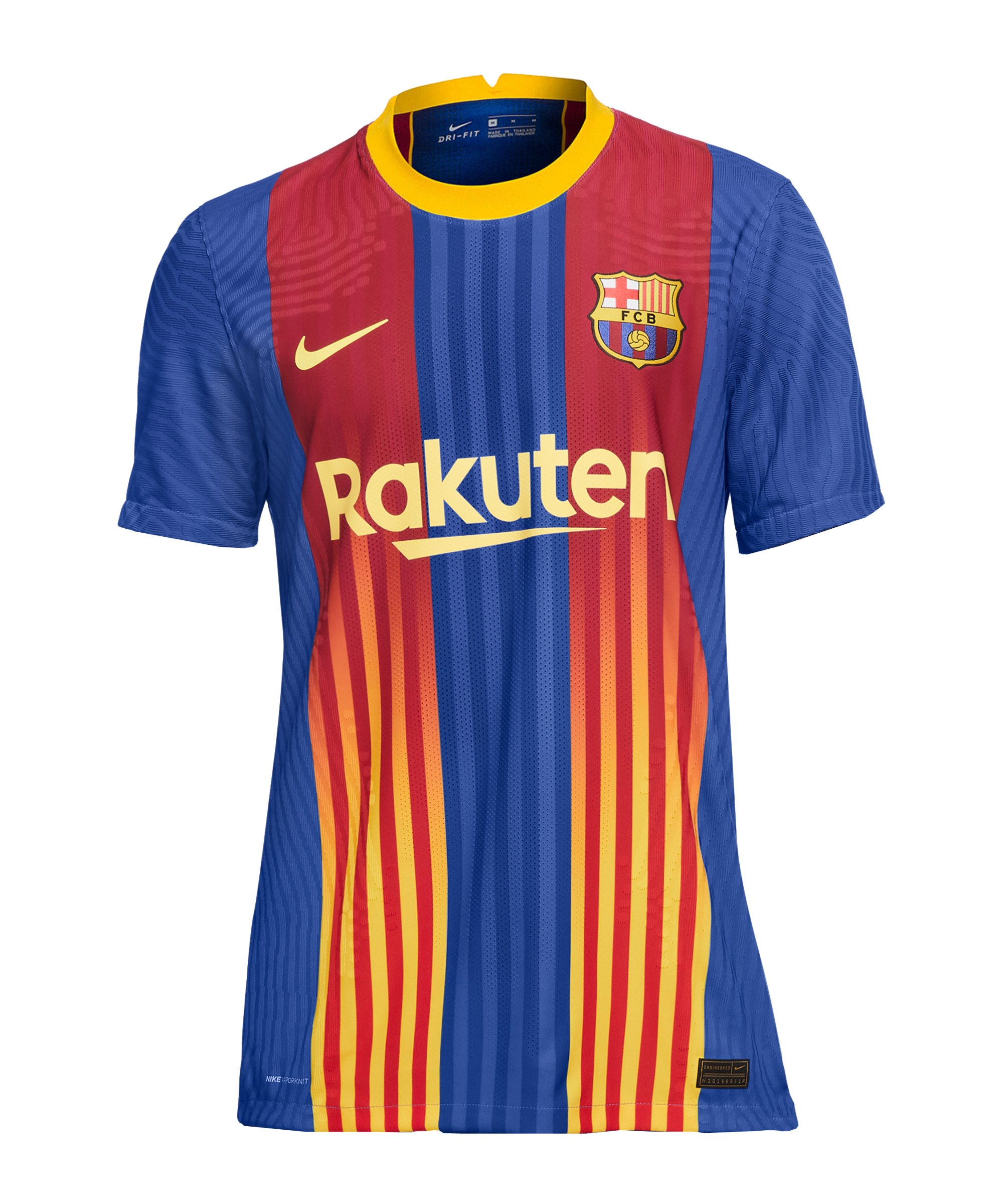 Nike FC Barcelona Trikot El Clásico 2020/2021 Blau F481 - blau