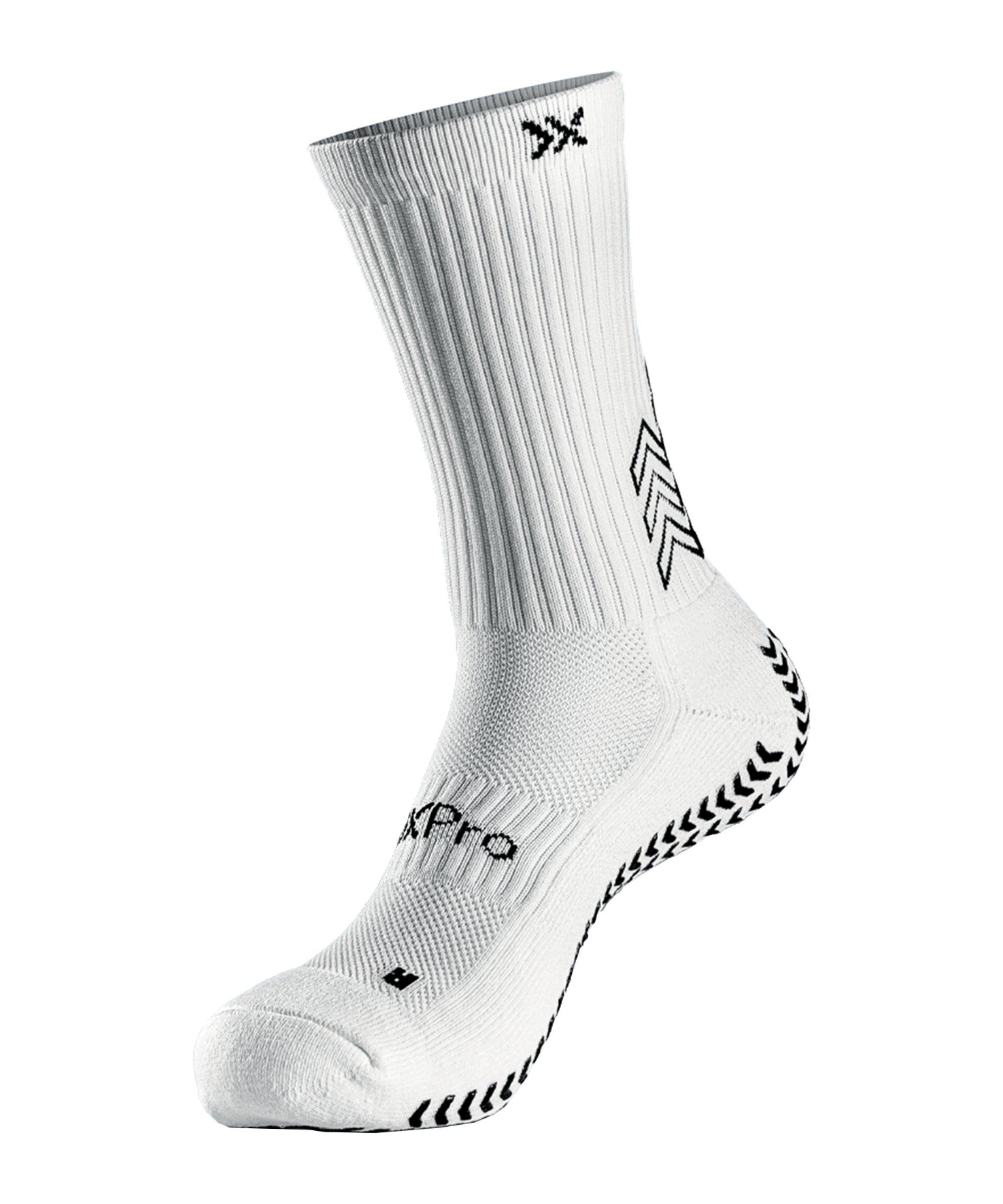 GearXPro Classics Socken Weiss - weiss