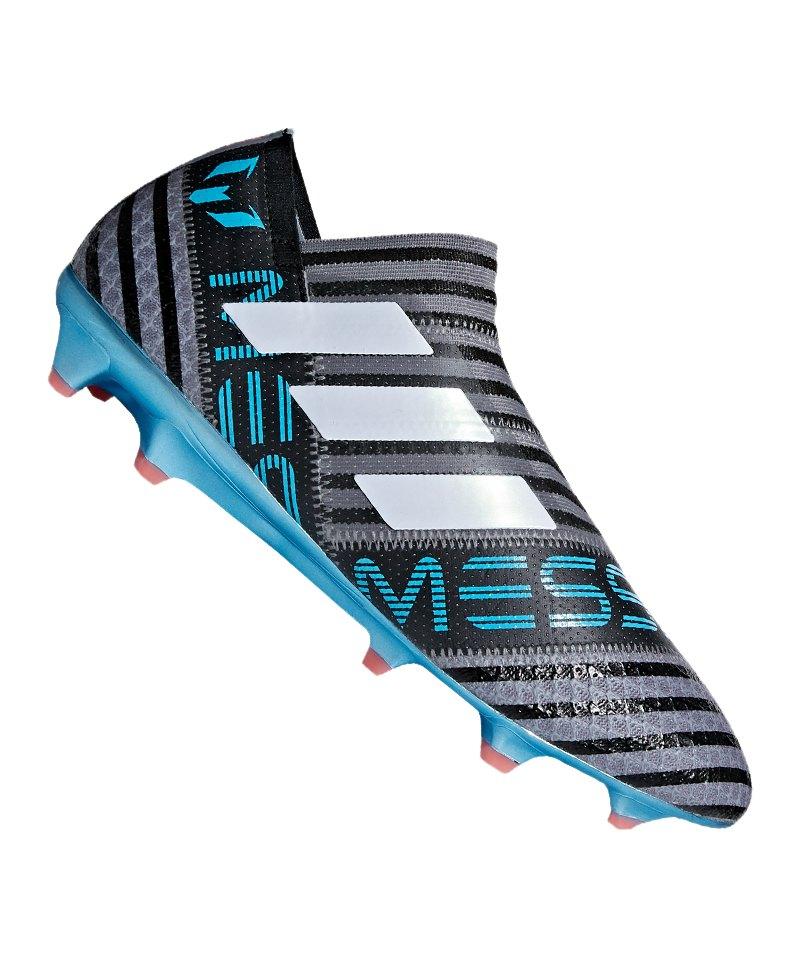 adidas NEMEZIZ Messi 17+ 360Agility FG Grau - grau