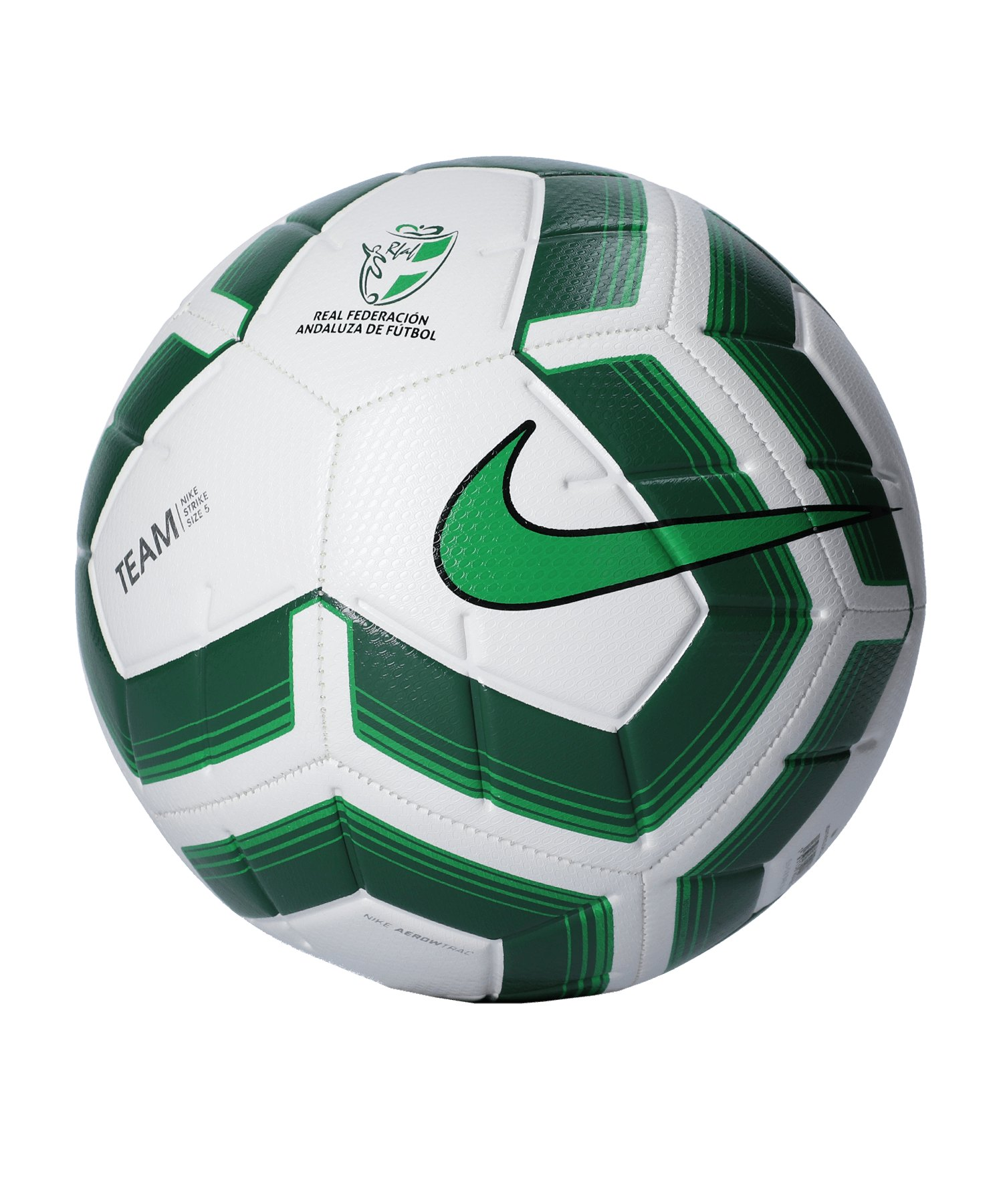 Nike Real Federacion Andaluza Strike Fussball F100 - weiss