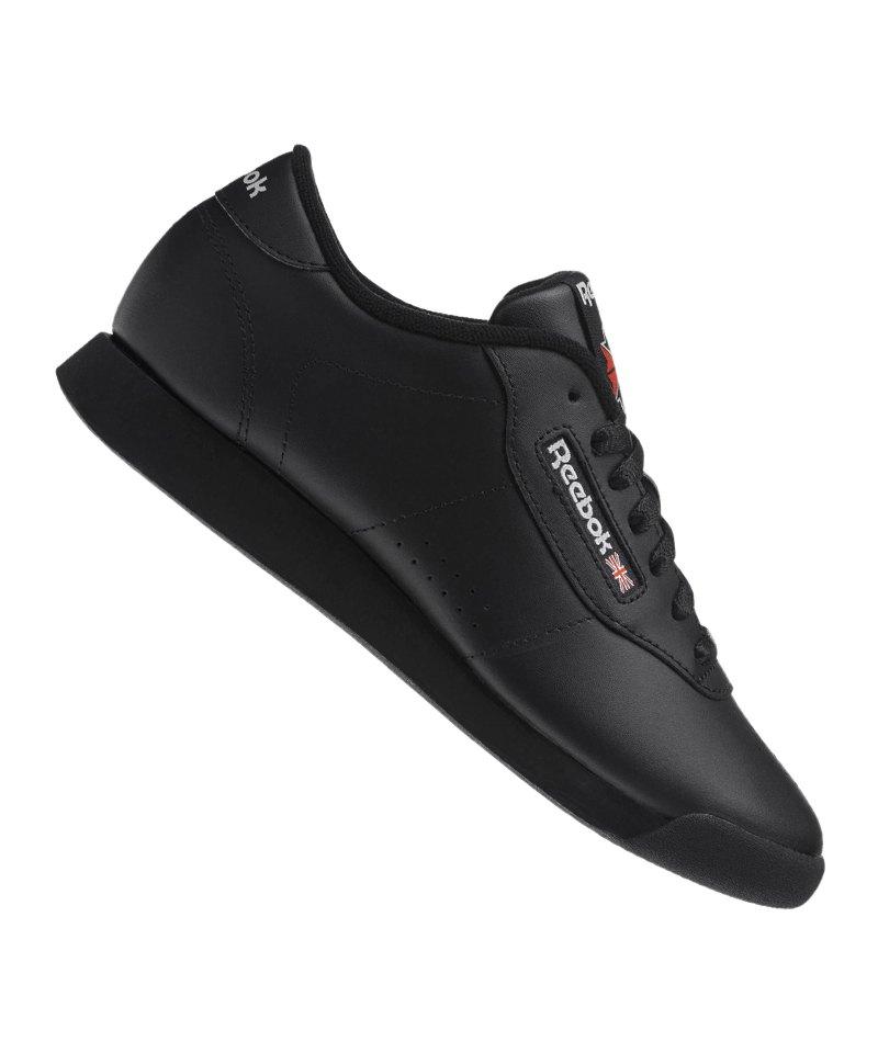 Reebok Princess Sneaker Damen Schwarz - schwarz