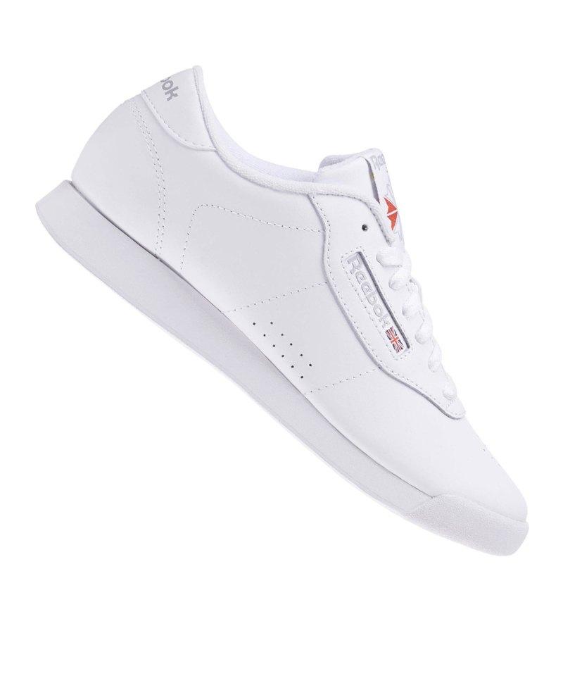 Reebok Princess Sneaker Damen Weiss - weiss