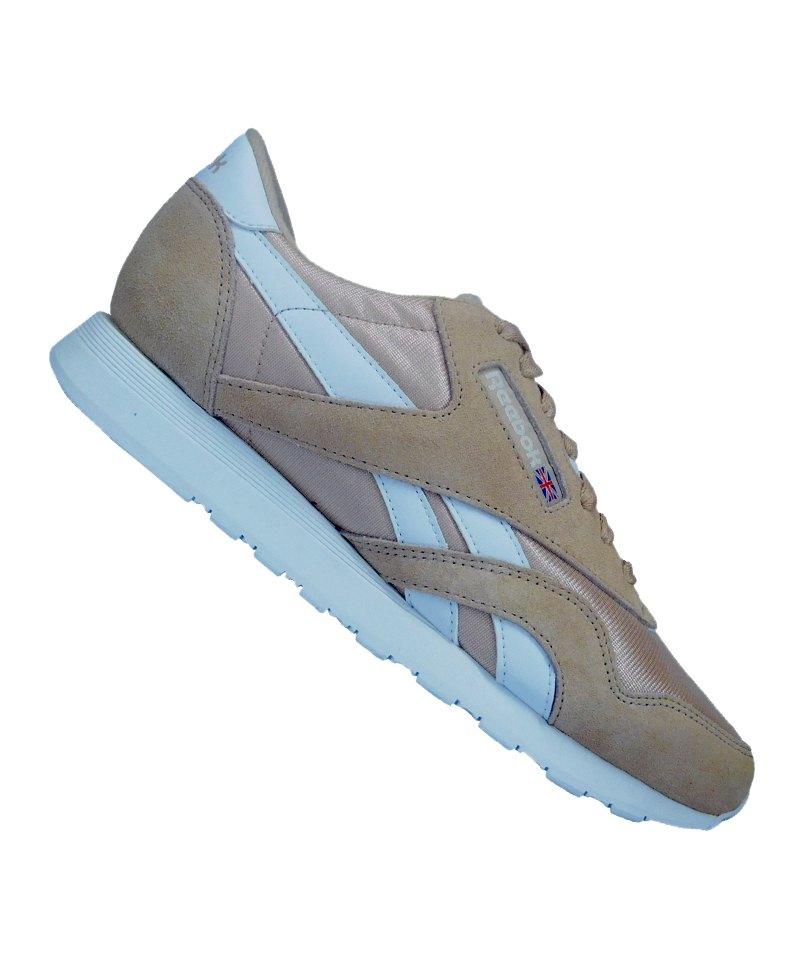 Reebok Classic Nylon M Sneaker Beige - beige