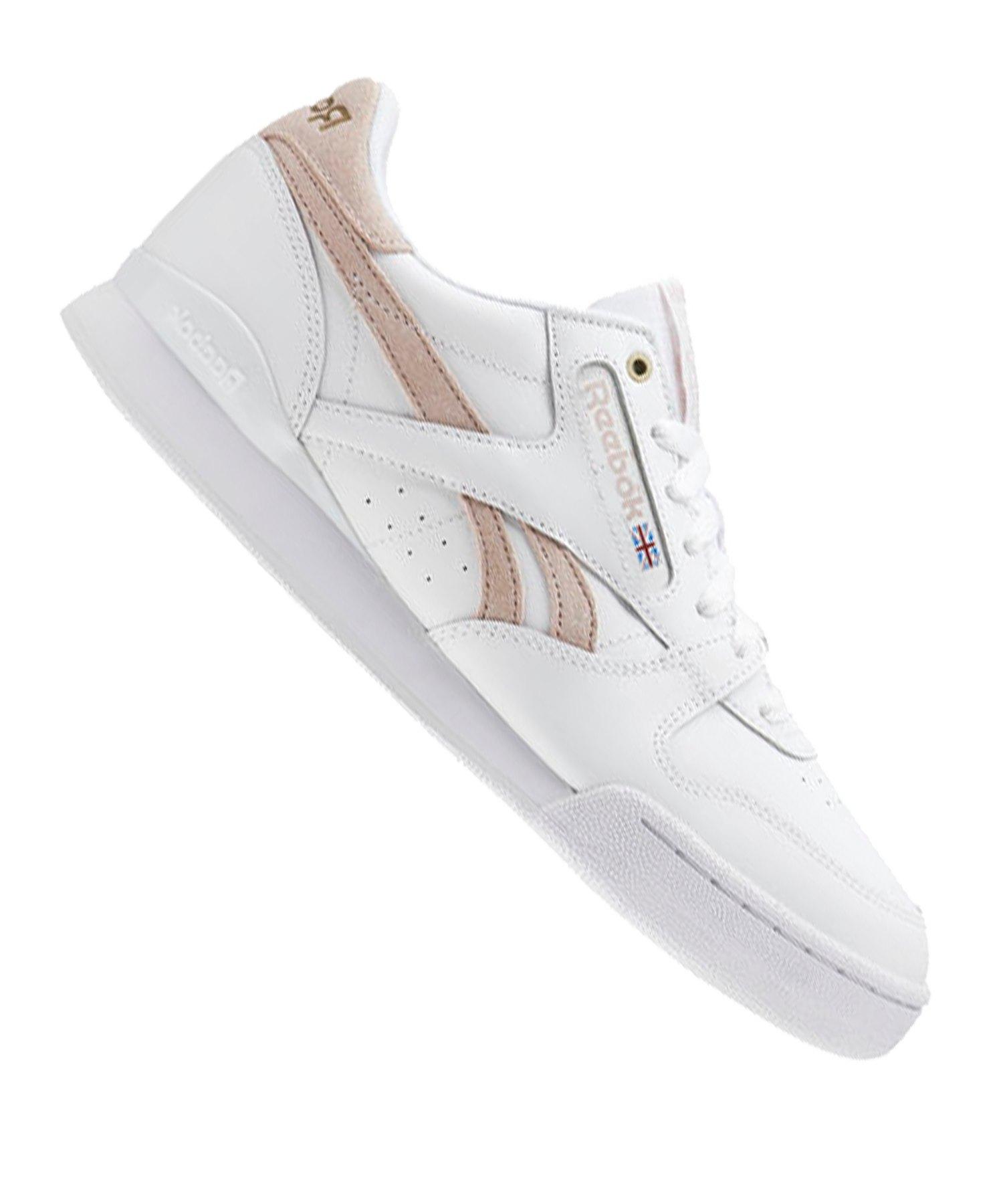 Reebok Phase 1 Pro MU Sneaker Weiss Grau - weiss