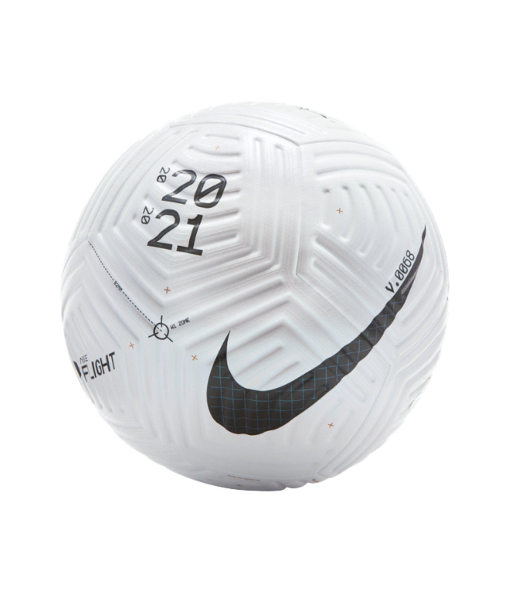 Nike Flight Spielball Weiss F100 - weiss