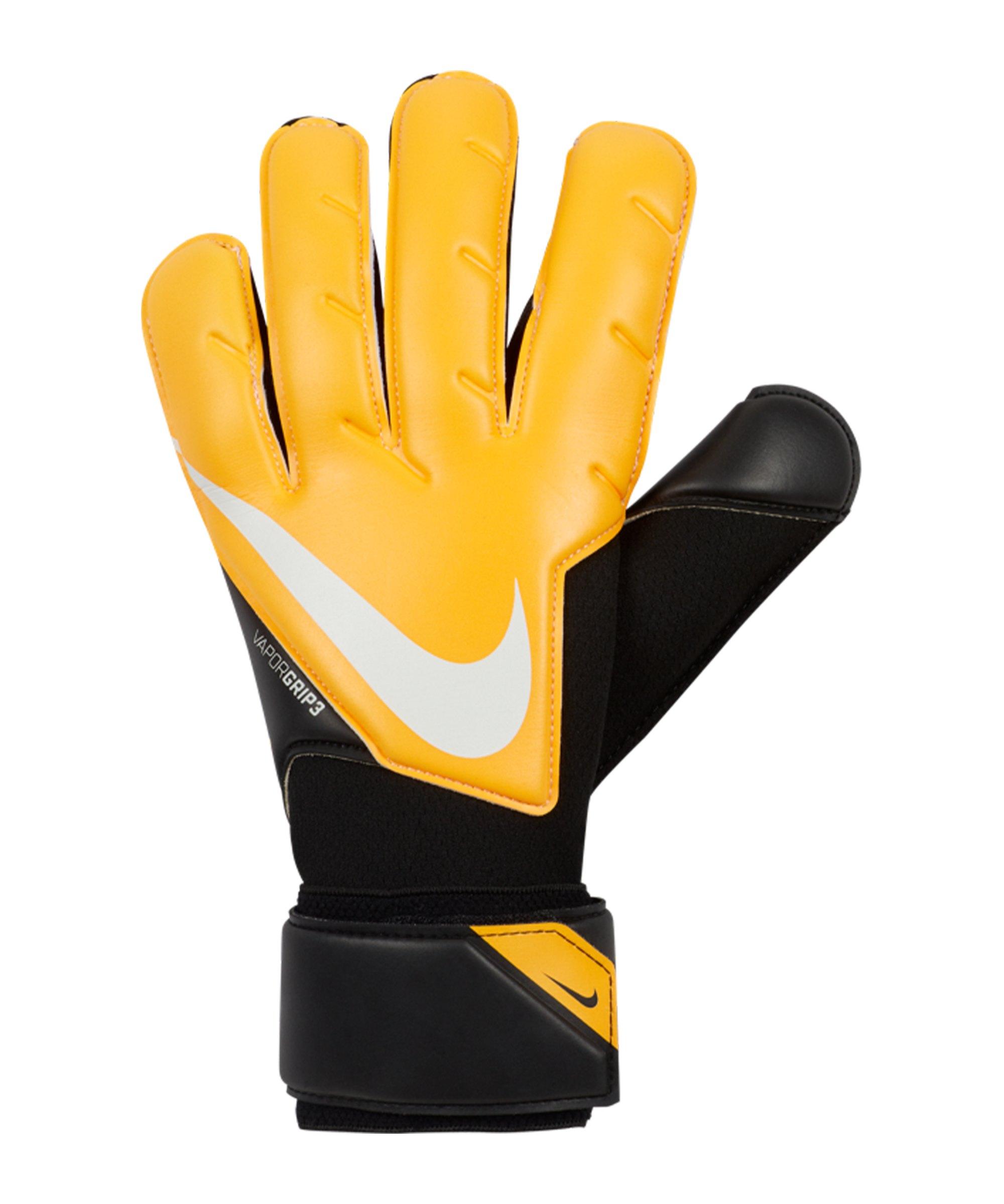 Nike Vapor Grip3 Daybreak Torwarthandschuh Schwarz F010 - schwarz