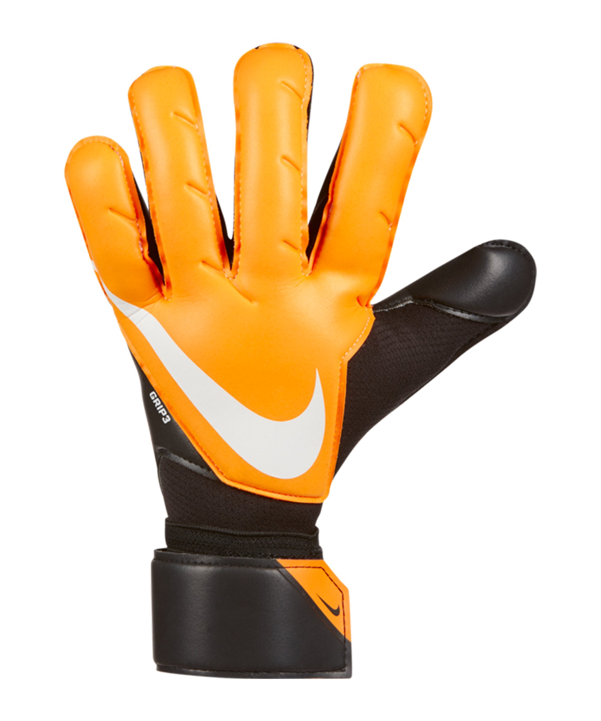 Nike Grip3 Daybreak Torwarthandschuh Schwarz F011 - schwarz