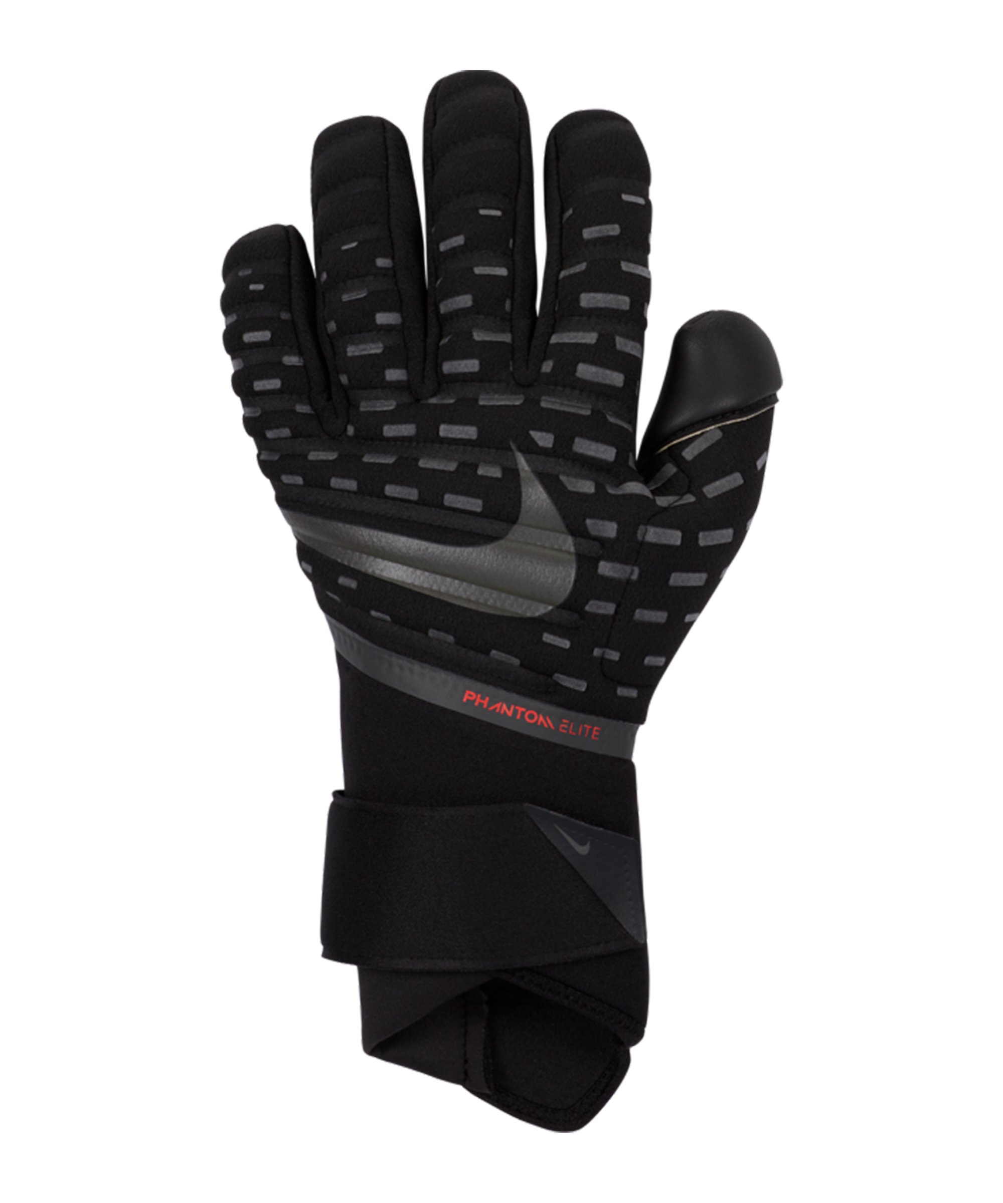 Nike Phantom Elite Black X Chile Torwarthandschuh Schwarz F013 - schwarz