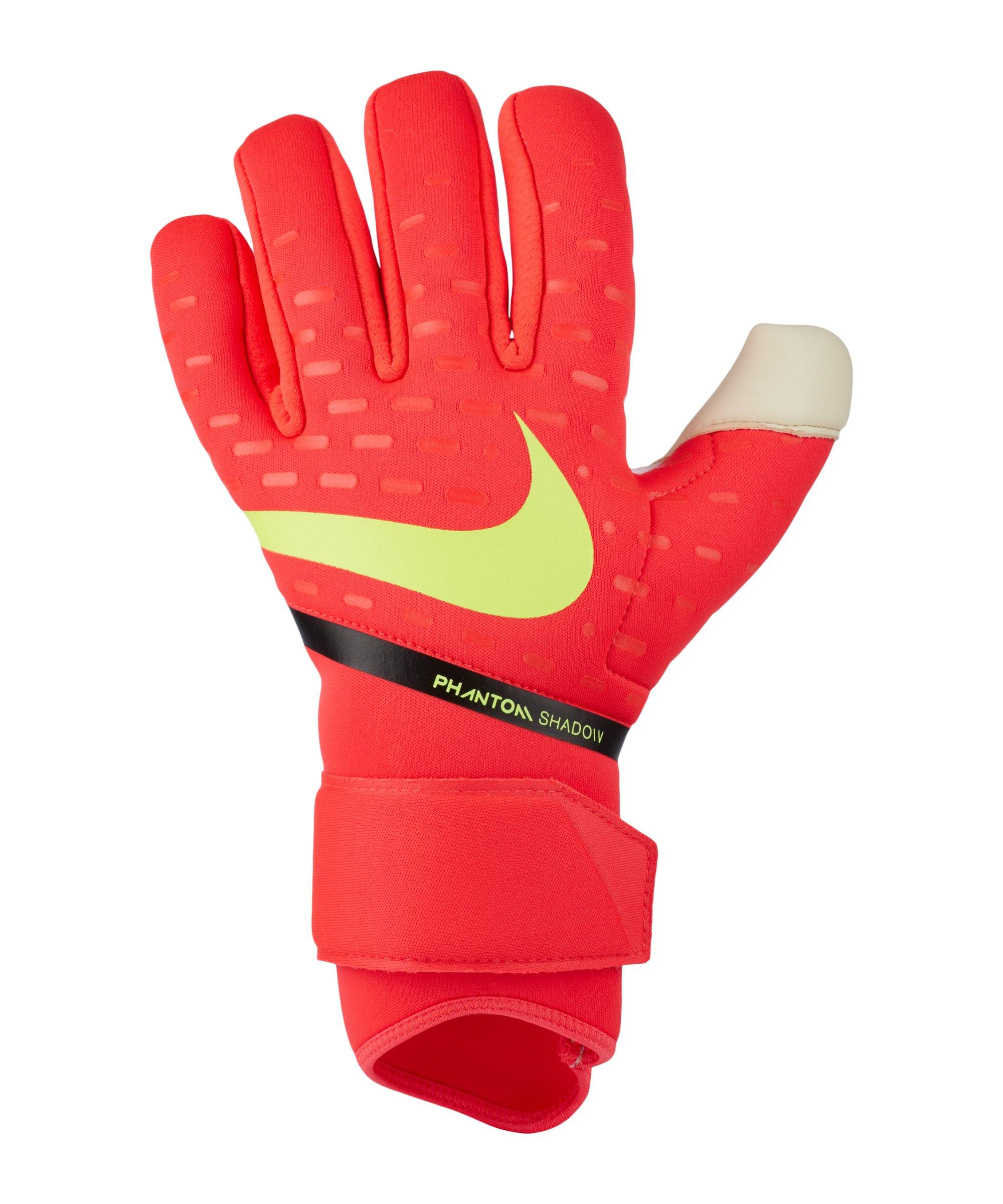 Nike Phantom Shadow Torwarthandschuh Rot F635 - rot