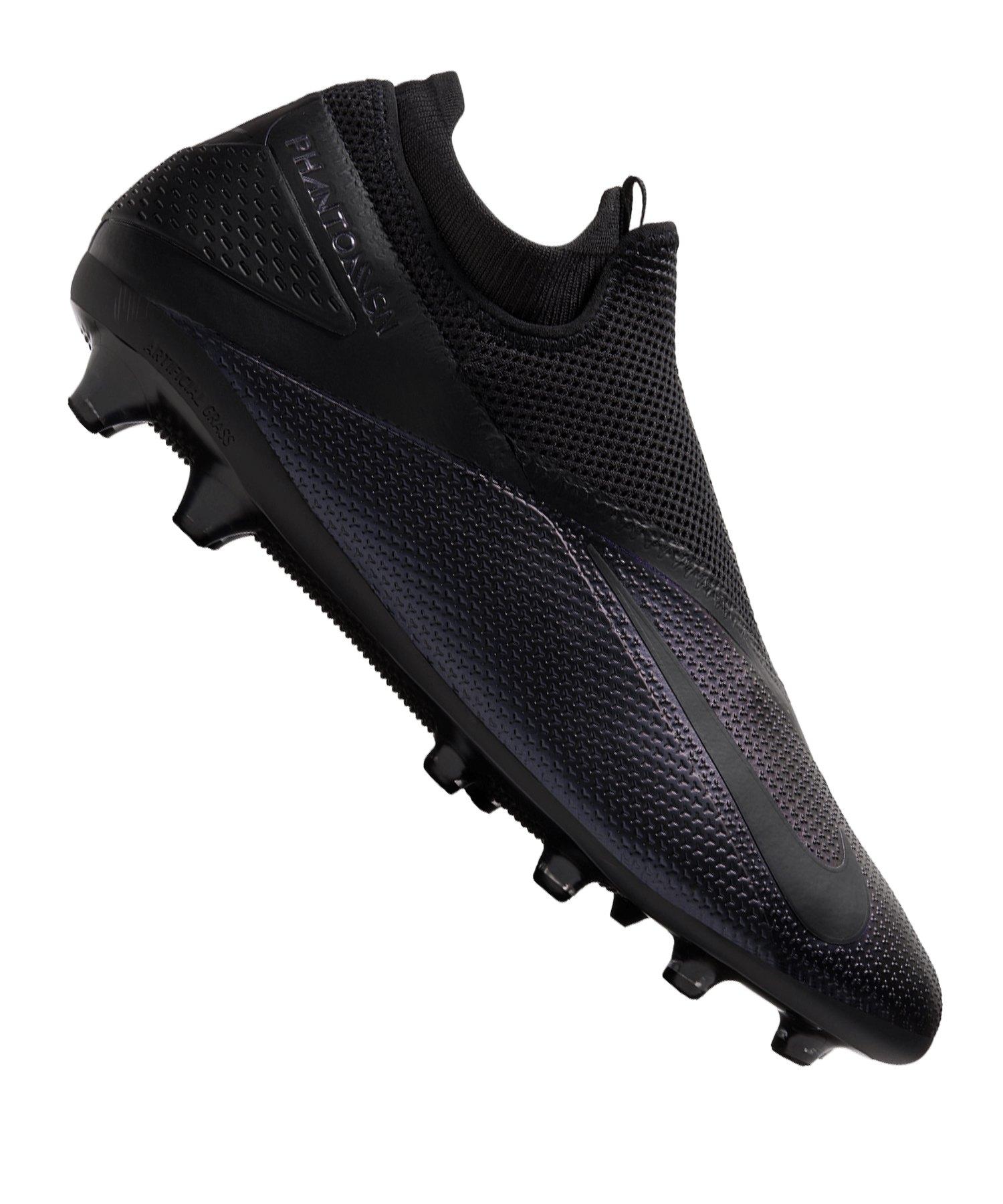Nike Phantom Vision II Kinetic Black Pro DF AG-Pro Schwarz F010 - schwarz