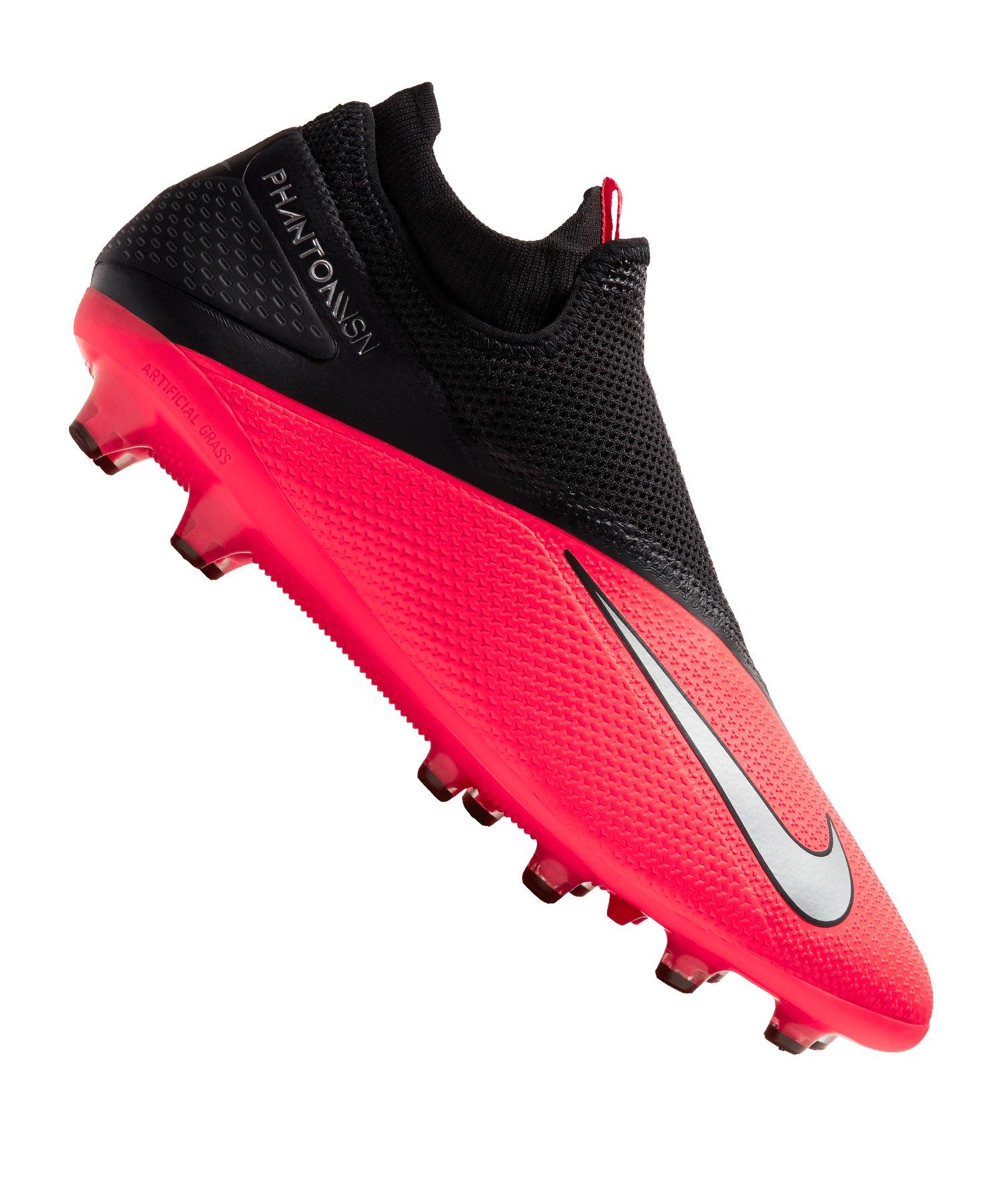 Nike Phantom Vision II Pro AG-Pro Rot F606 - rot