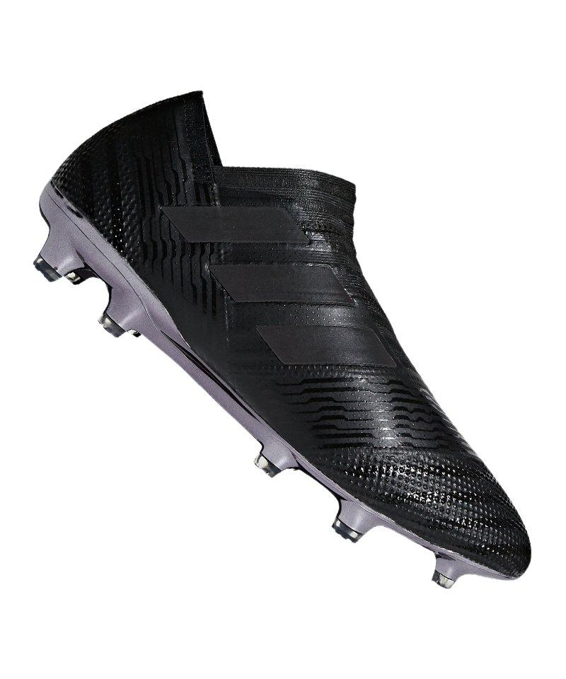 adidas NEMEZIZ 17+ 360Agility FG Schwarz - schwarz