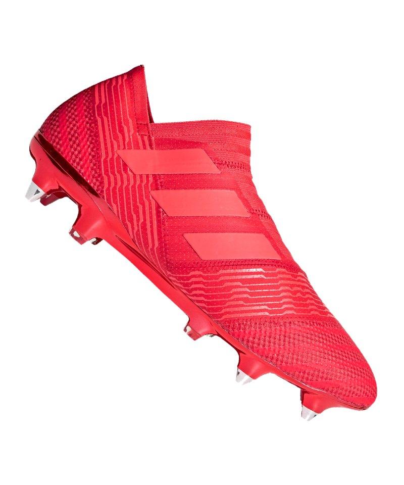 adidas NEMEZIZ 17+ 360Agility SG Rot Weiss - rot