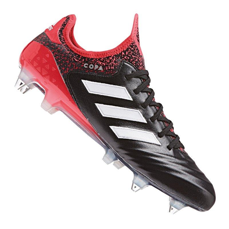 adidas COPA 18.1 SG Schwarz Rot - schwarz