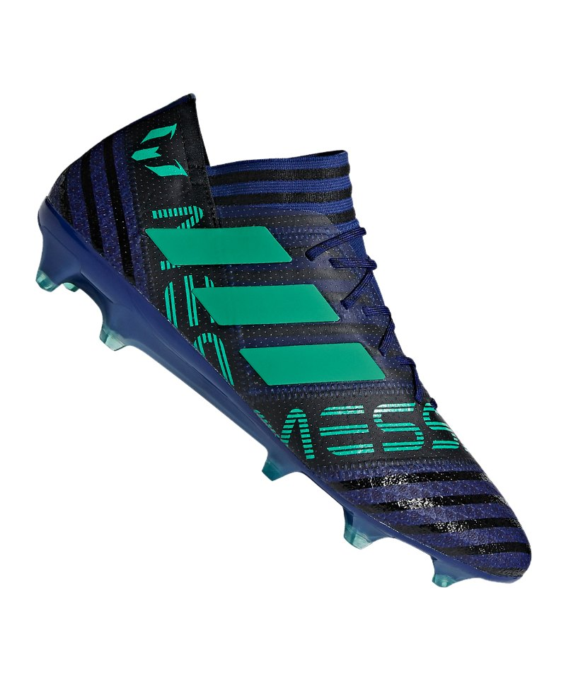 adidas NEMEZIZ Messi 17.1 FG Blau - blau
