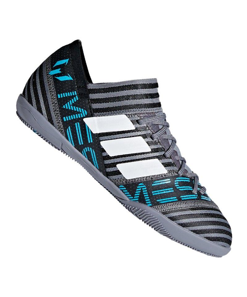 adidas NEMEZIZ Messi Tango 17.3 IN J Kids Grau - grau