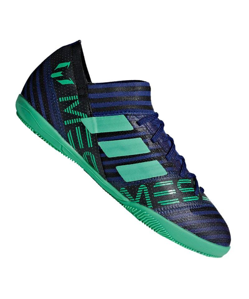 adidas NEMEZIZ Messi Tango 17.3 IN J Kids Blau - blau
