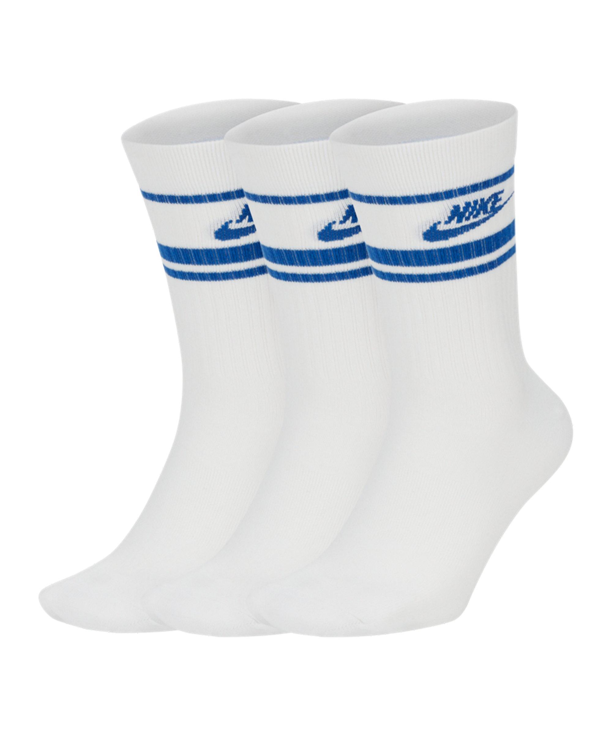 Nike Essential Socks Socken Weiss F105 - weiss