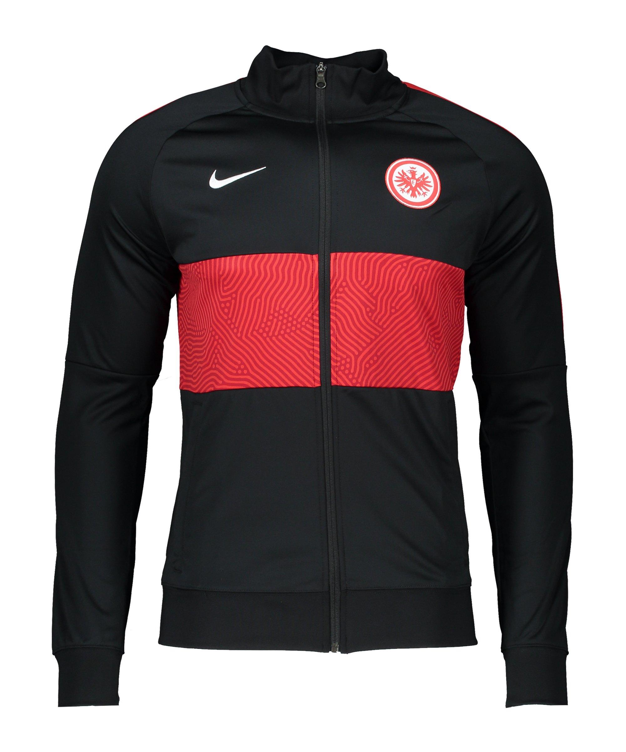Nike Eintracht Frankfurt I96 Anthem Jacke F010 - schwarz