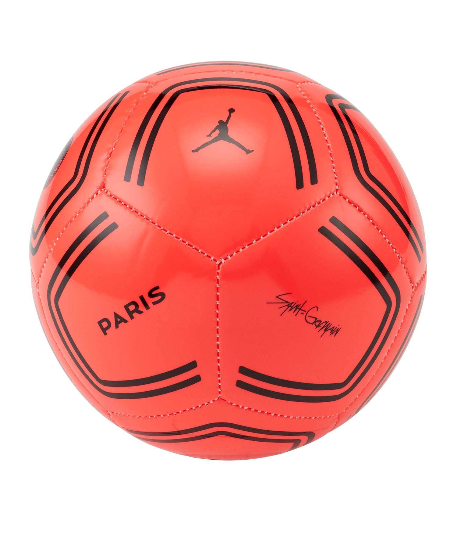 Jordan Paris St. Germain Skills Miniball F610 - orange