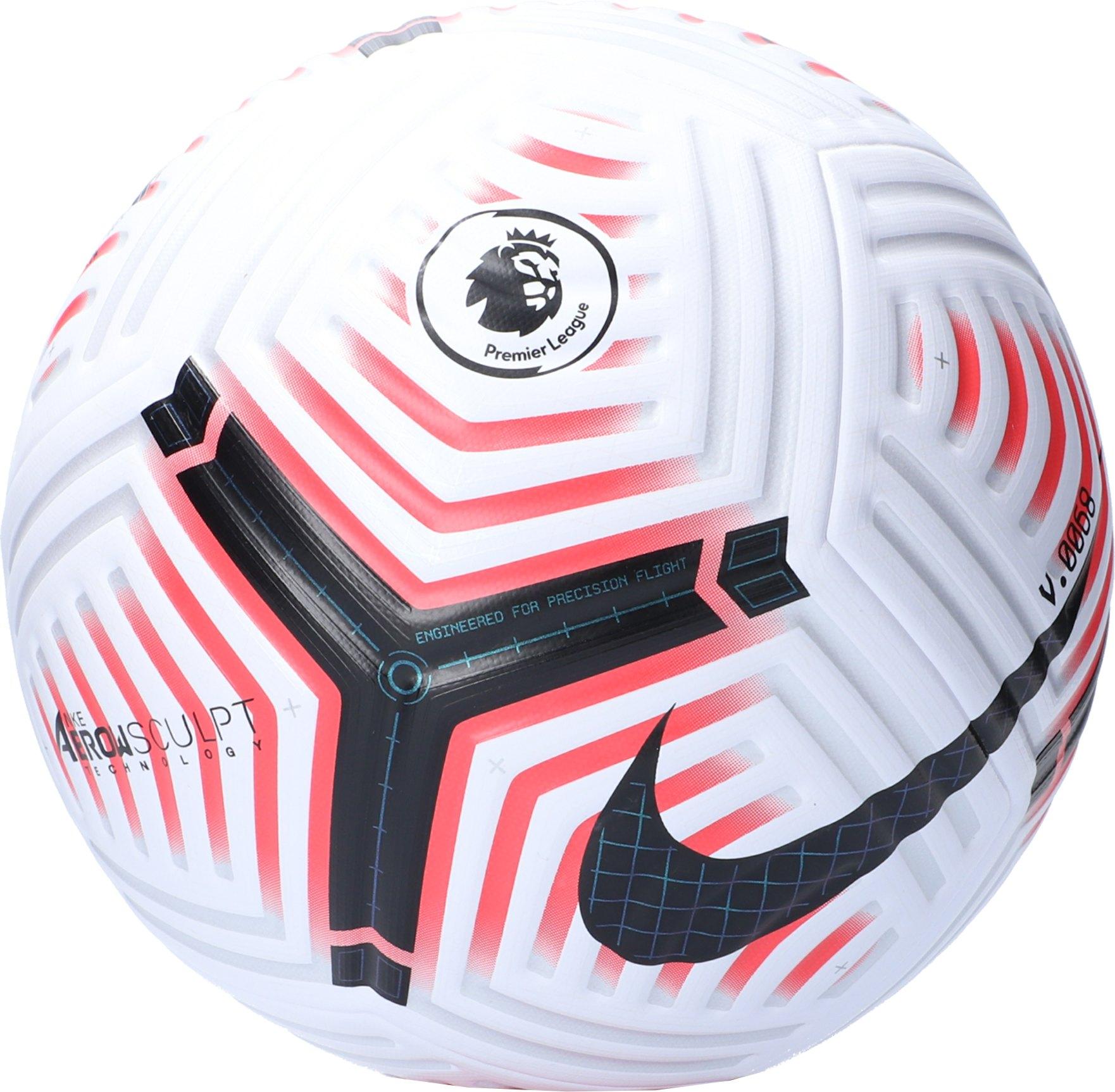 Nike Premier League Flight Spielball Weiss F100 - weiss