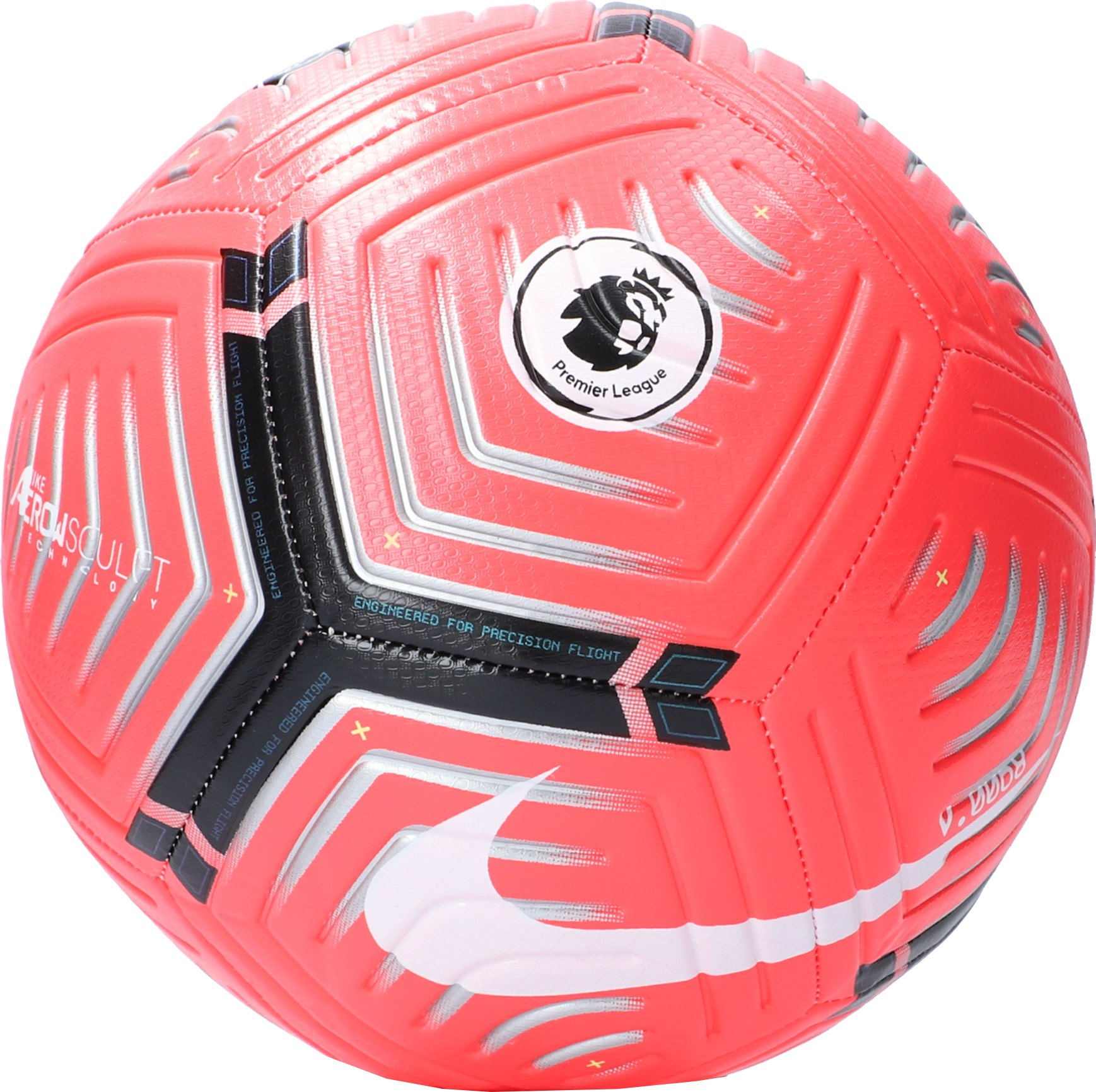 Nike Premier League Strike Fussball Rot F644 - rot