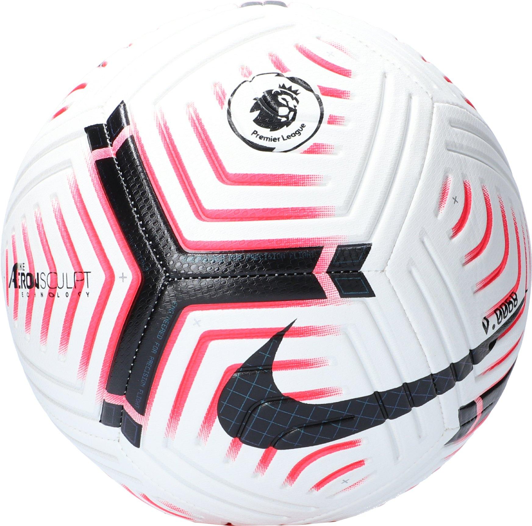 Nike Premier League Strike Fussball Weiss F100 - weiss