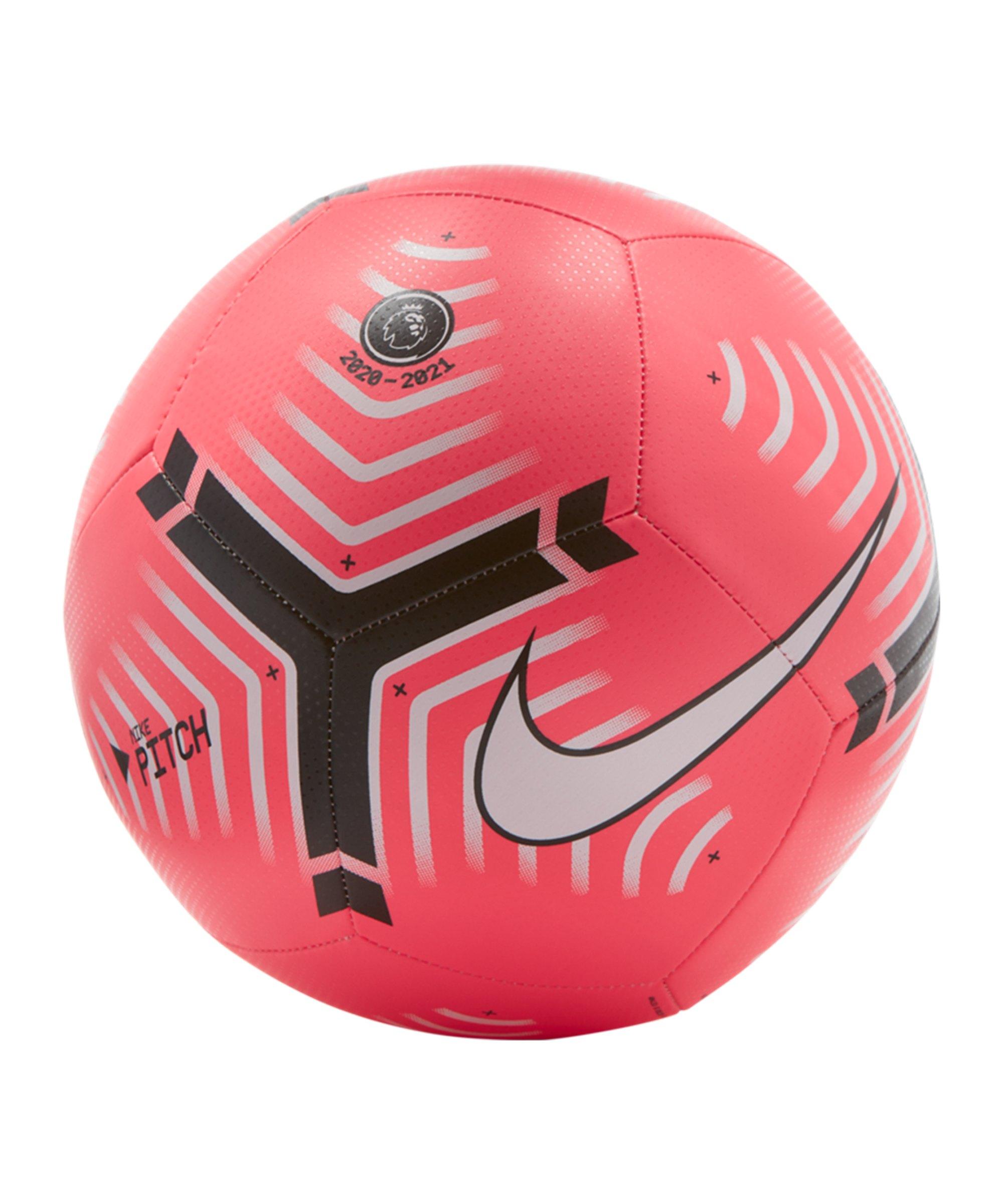 Nike Premier League Pitch Trainingsball Pink F610 - pink